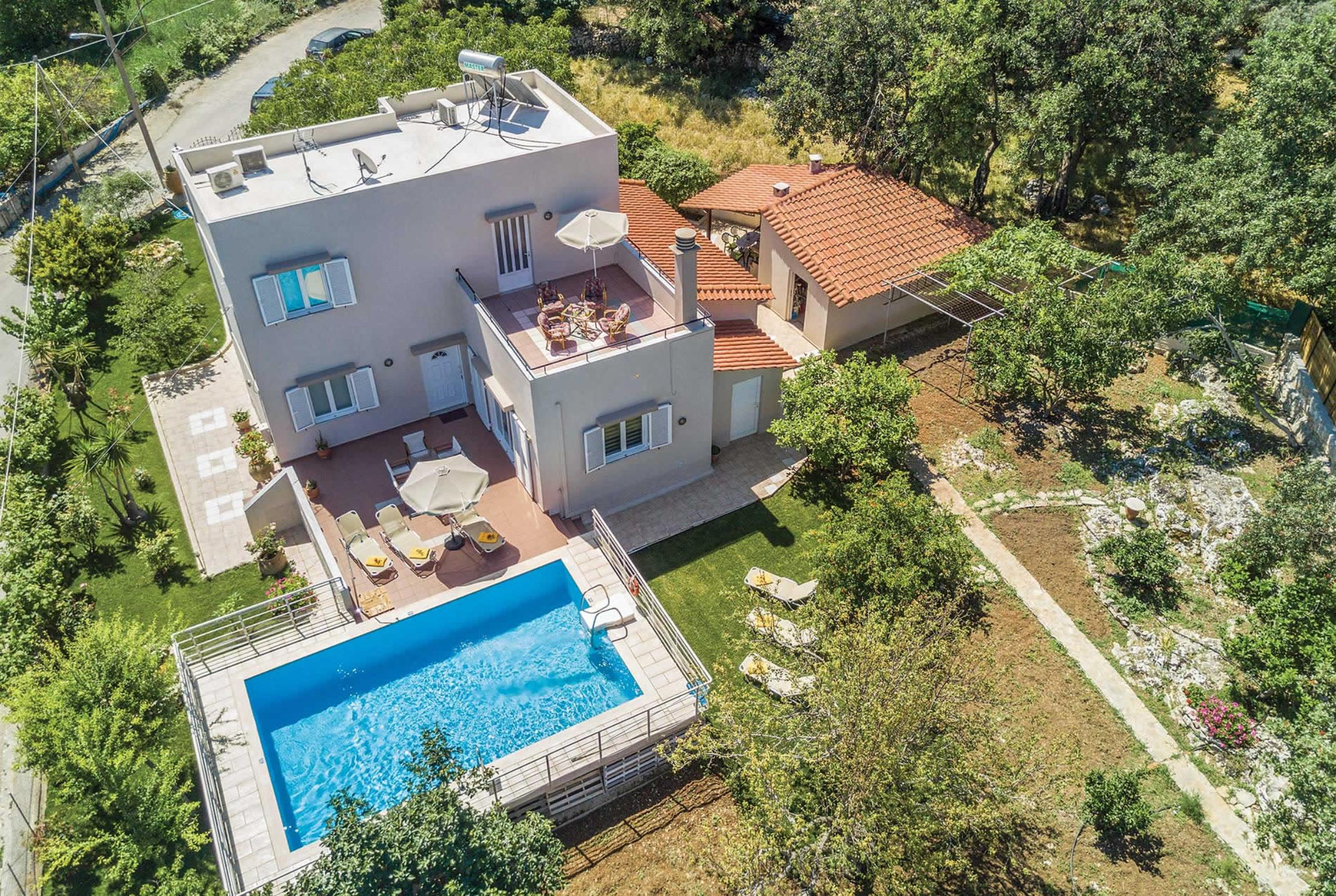 Ferienhaus Filia (2654231), Rethymno, Kreta Nordküste, Kreta, Griechenland, Bild 1