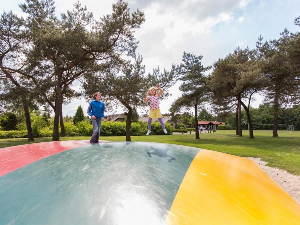 Ferienwohnung 6-Personen-Ferienhaus im Ferienpark Landal De Veluwse Hoevegaerde - im Wald/waldreicher Um (2669885), Putten, Veluwe, Gelderland, Niederlande, Bild 12