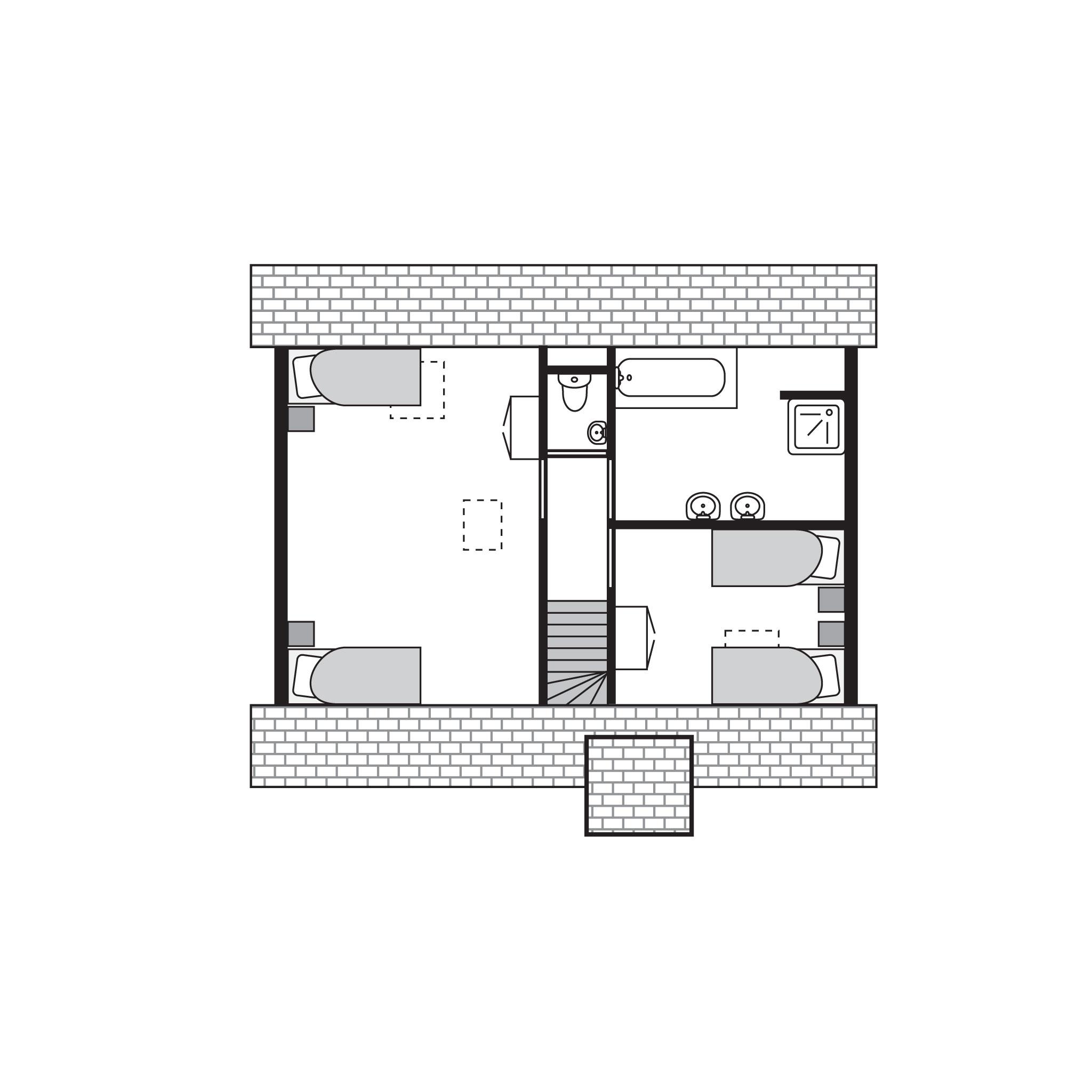 Ferienhaus Komfort 6-Personen-Villa im Ferienpark Landal Waterparc Veluwemeer - am Wasser/Freizeitsee (407512), Biddinghuizen, , Flevoland, Niederlande, Bild 42