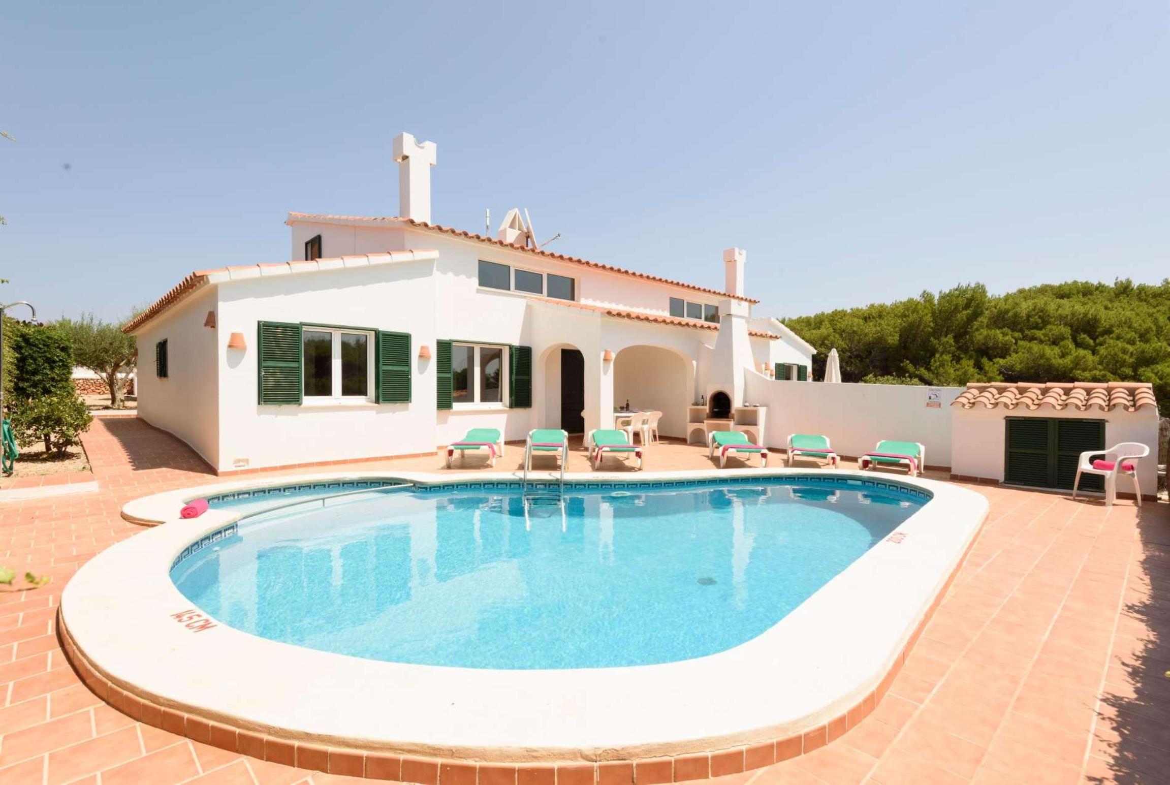 Ferienhaus Eulalia II (2653368), Arenal De'N Castell, Menorca, Balearische Inseln, Spanien, Bild 14