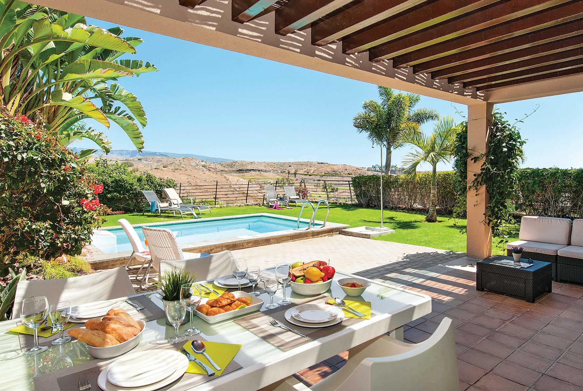Holiday house Las Terrazas 22 (2654460), Maspalomas, Gran Canaria, Canary Islands, Spain, picture 3