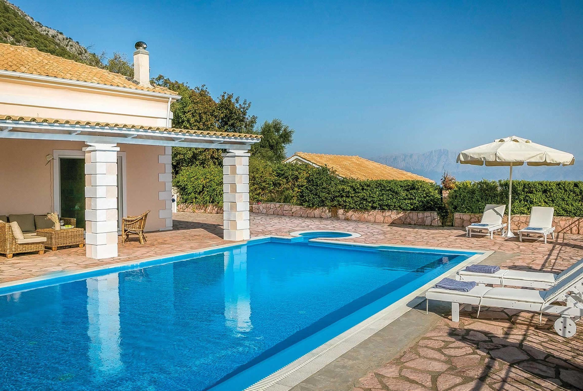 Holiday house Morfeas (2654440), Perigiali, Lefkada, Ionian Islands, Greece, picture 2