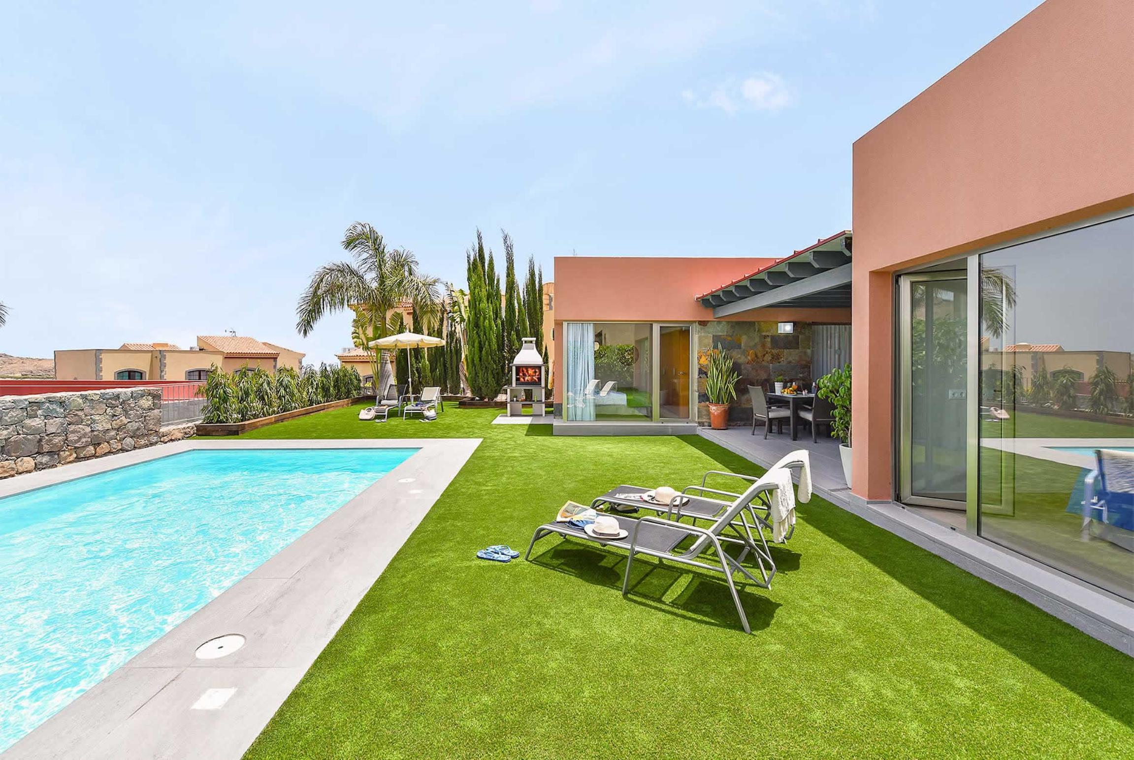 Holiday house Par 4 Villa 8 (2654461), Maspalomas, Gran Canaria, Canary Islands, Spain, picture 12