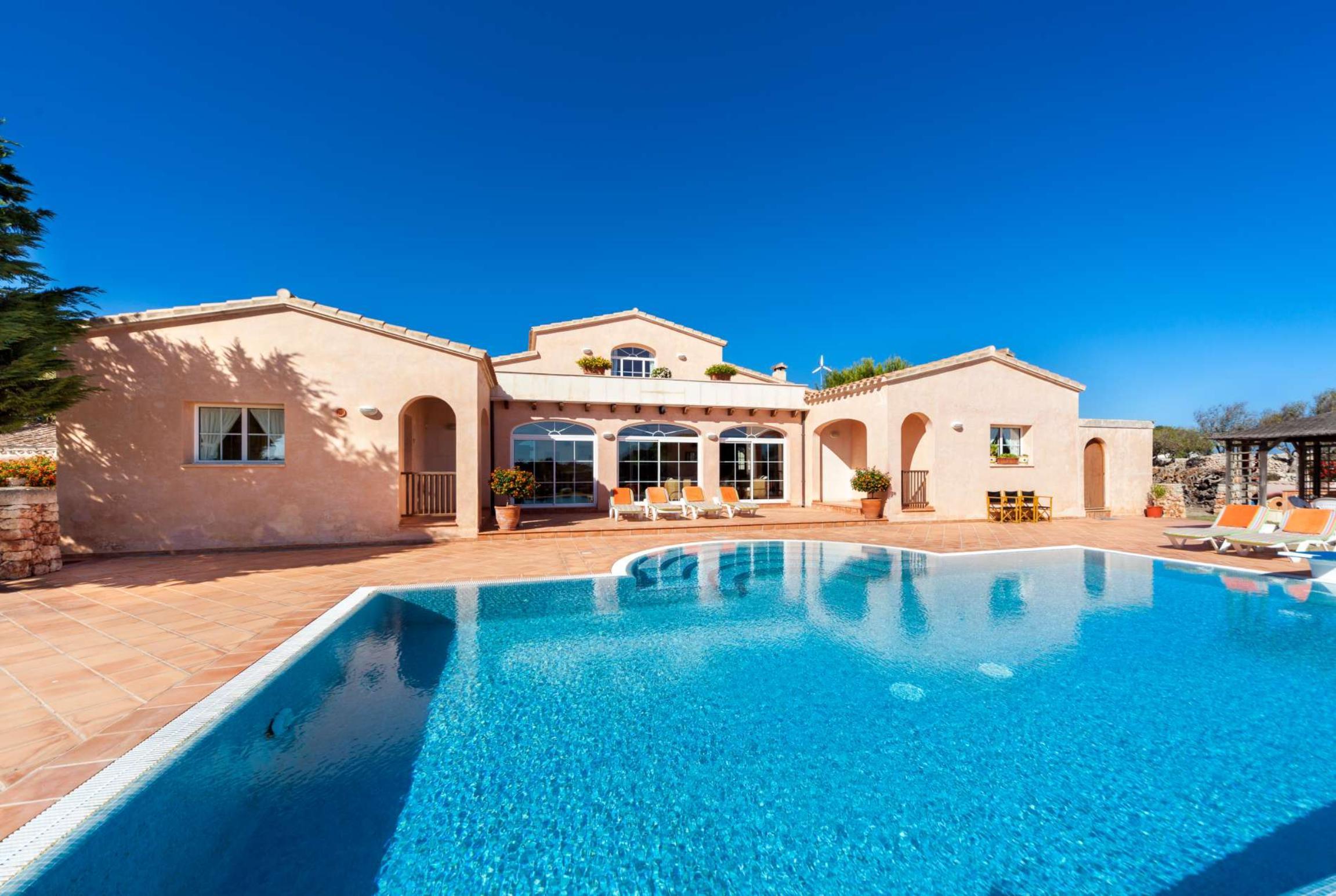 Ferienhaus Villa Estrellita (2649653), Punta Prima, Menorca, Balearische Inseln, Spanien, Bild 24
