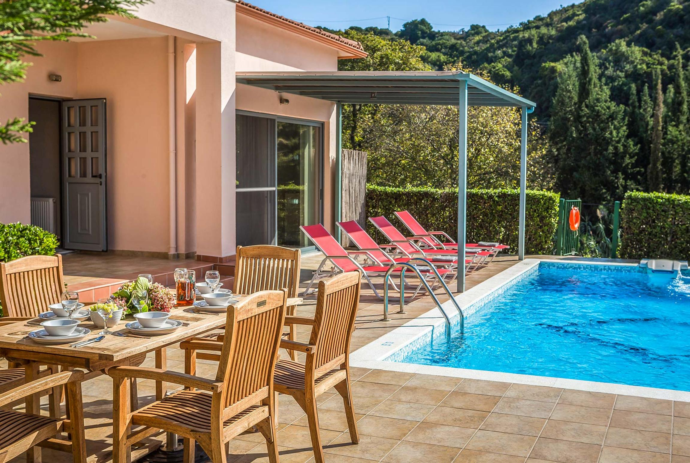 Holiday house Villa Costa (2654022), Plateies, Kefalonia, Ionian Islands, Greece, picture 23
