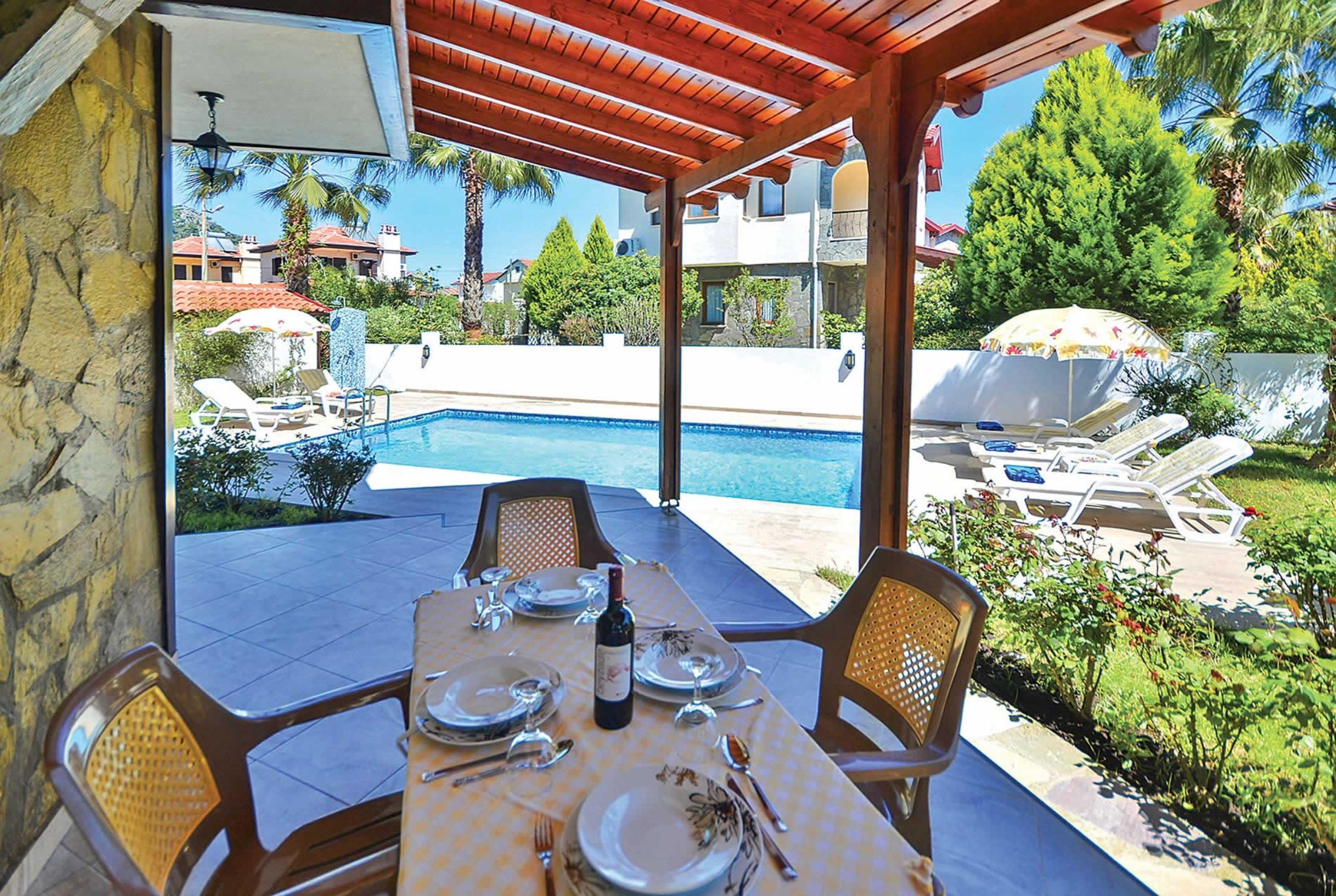 Maison de vacances Beste (2653065), Dalyan, , Région Egéenne, Turquie, image 7