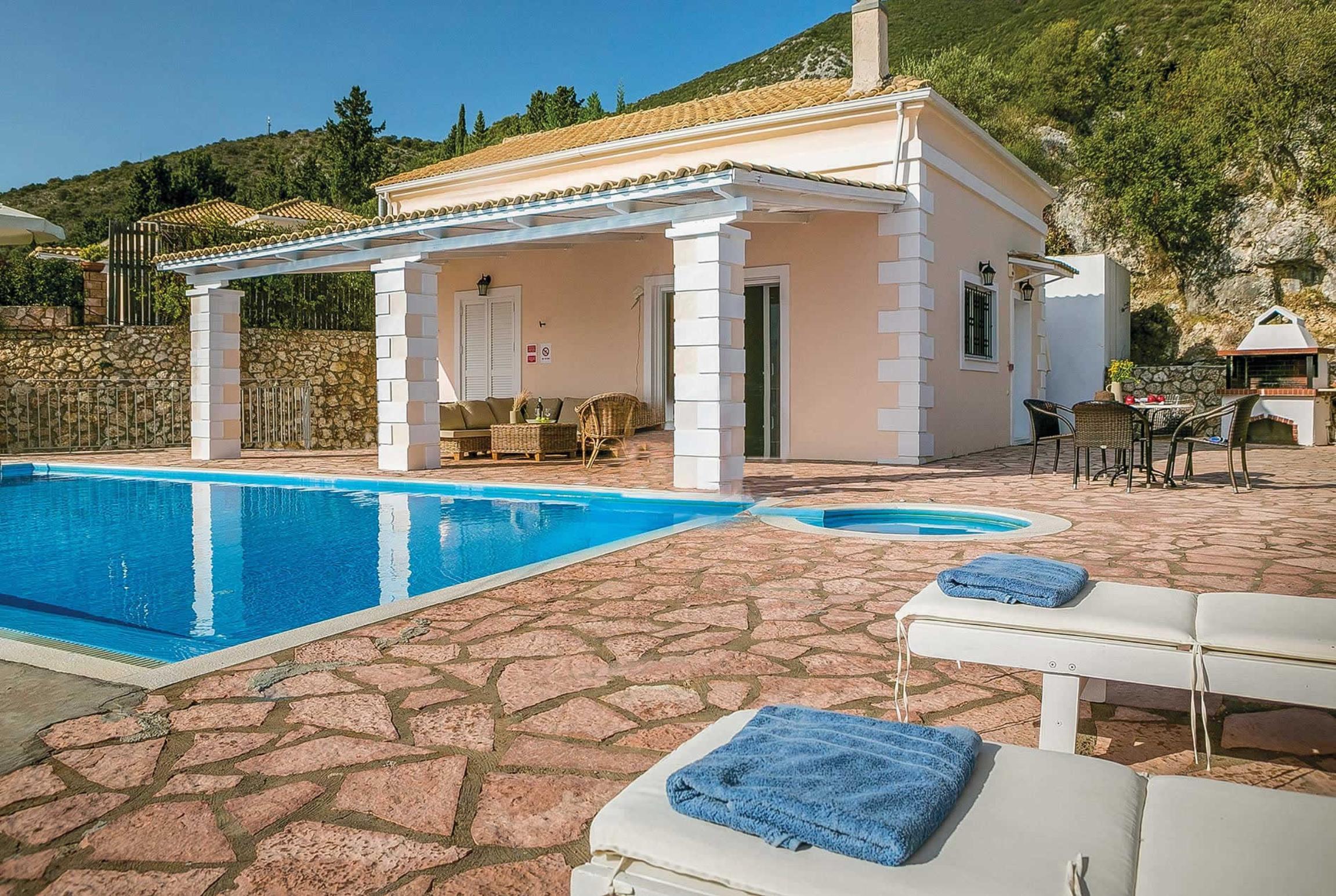 Holiday house Morfeas (2654440), Perigiali, Lefkada, Ionian Islands, Greece, picture 14