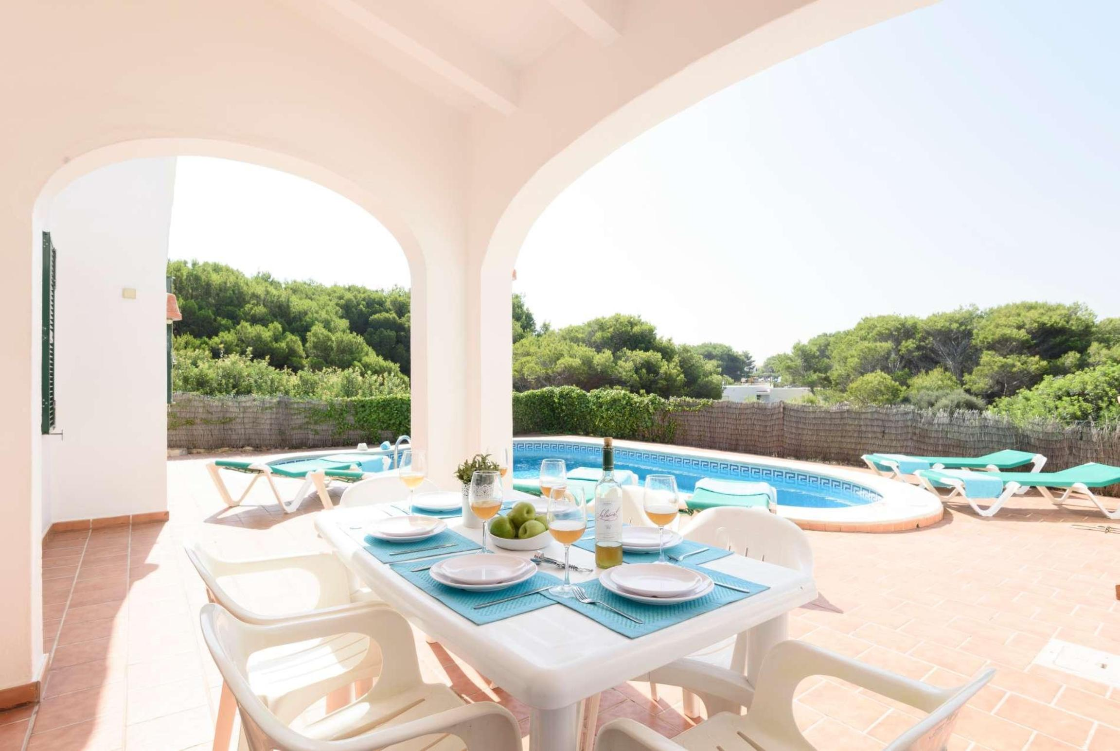 Ferienhaus Eulalia I (2653535), Arenal De'N Castell, Menorca, Balearische Inseln, Spanien, Bild 17