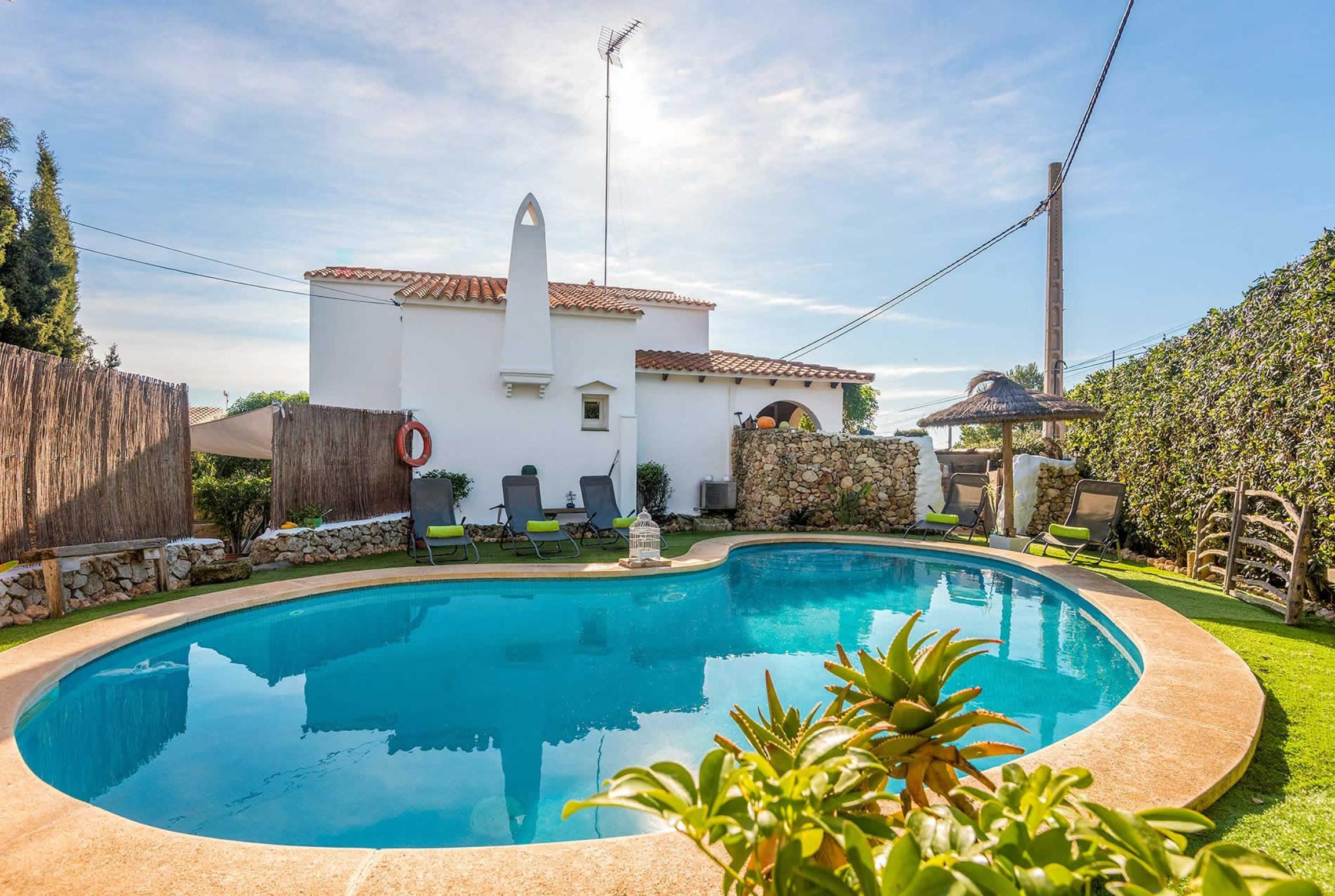 Ferienhaus Casa Luis (2653617), Punta Prima, Menorca, Balearische Inseln, Spanien, Bild 2