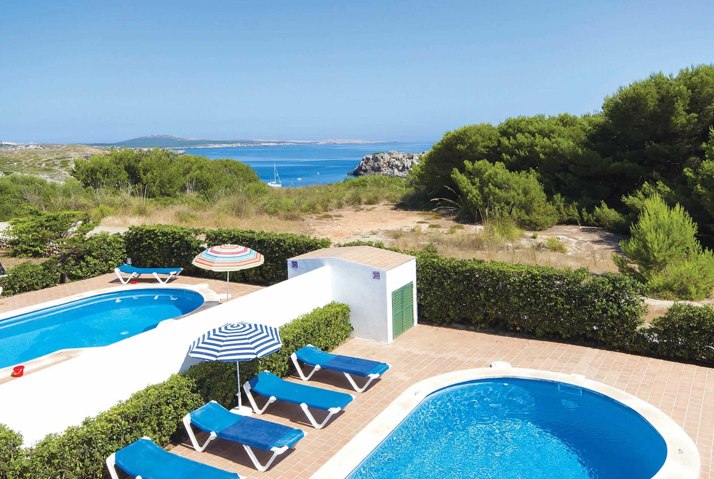 Ferienhaus Mar I Mar (2654306), Arenal De'N Castell, Menorca, Balearische Inseln, Spanien, Bild 8
