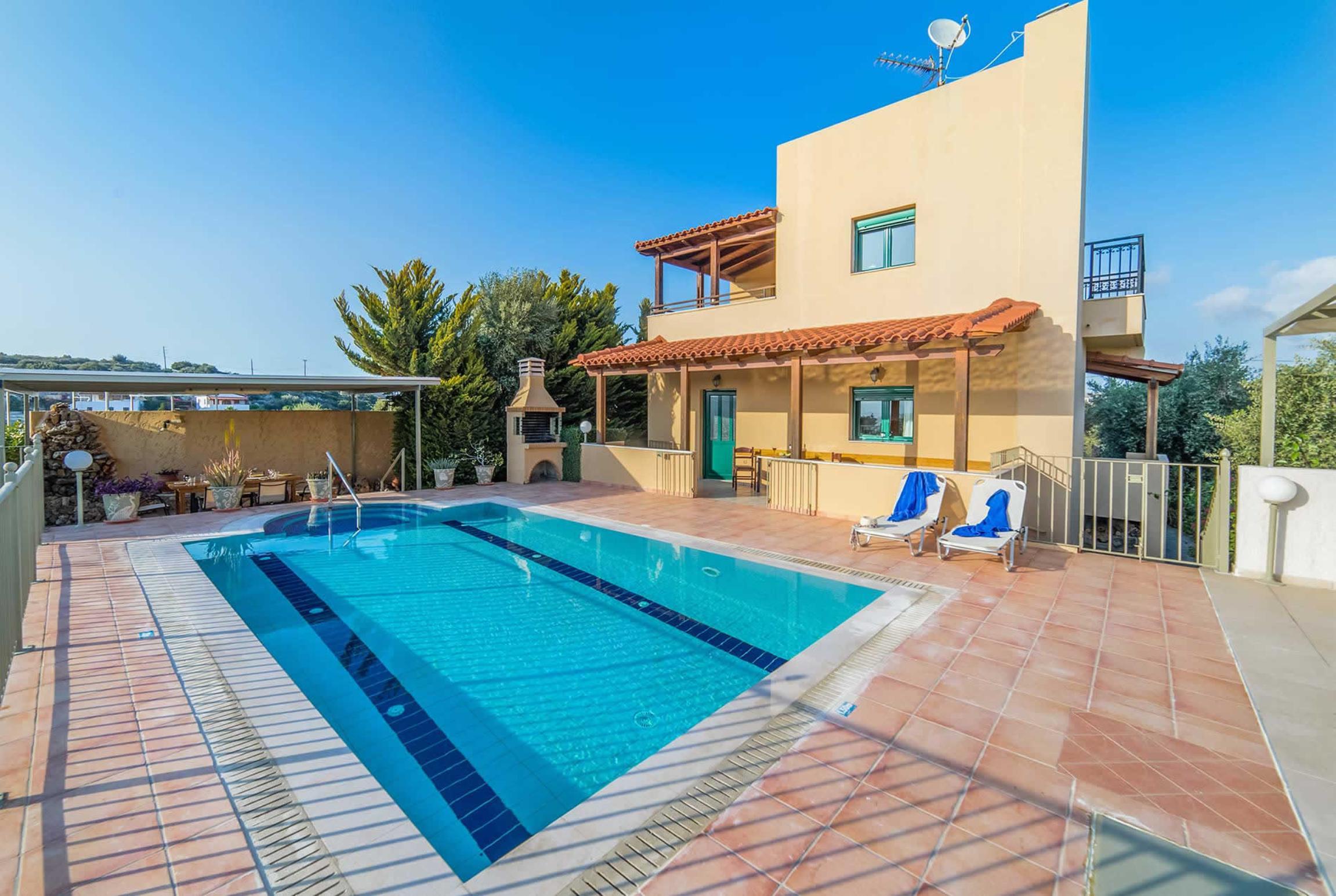 Ferienhaus Pelagia (2653855), Roumeli, Kreta Nordküste, Kreta, Griechenland, Bild 18