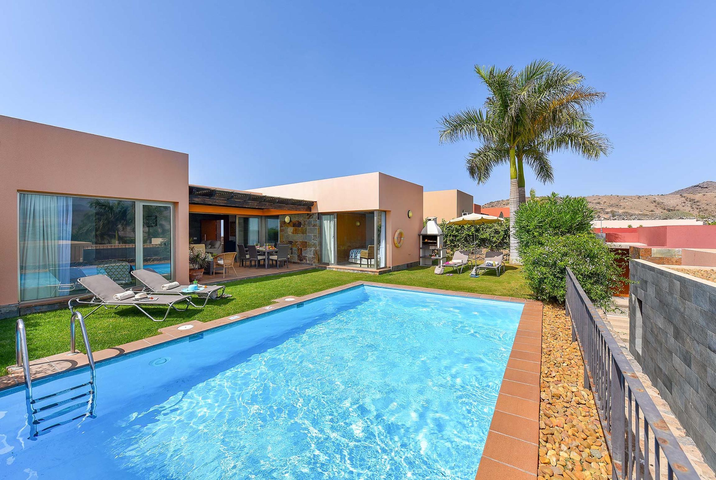 Holiday house Par 4 Villa 3 (2653981), Maspalomas, Gran Canaria, Canary Islands, Spain, picture 1