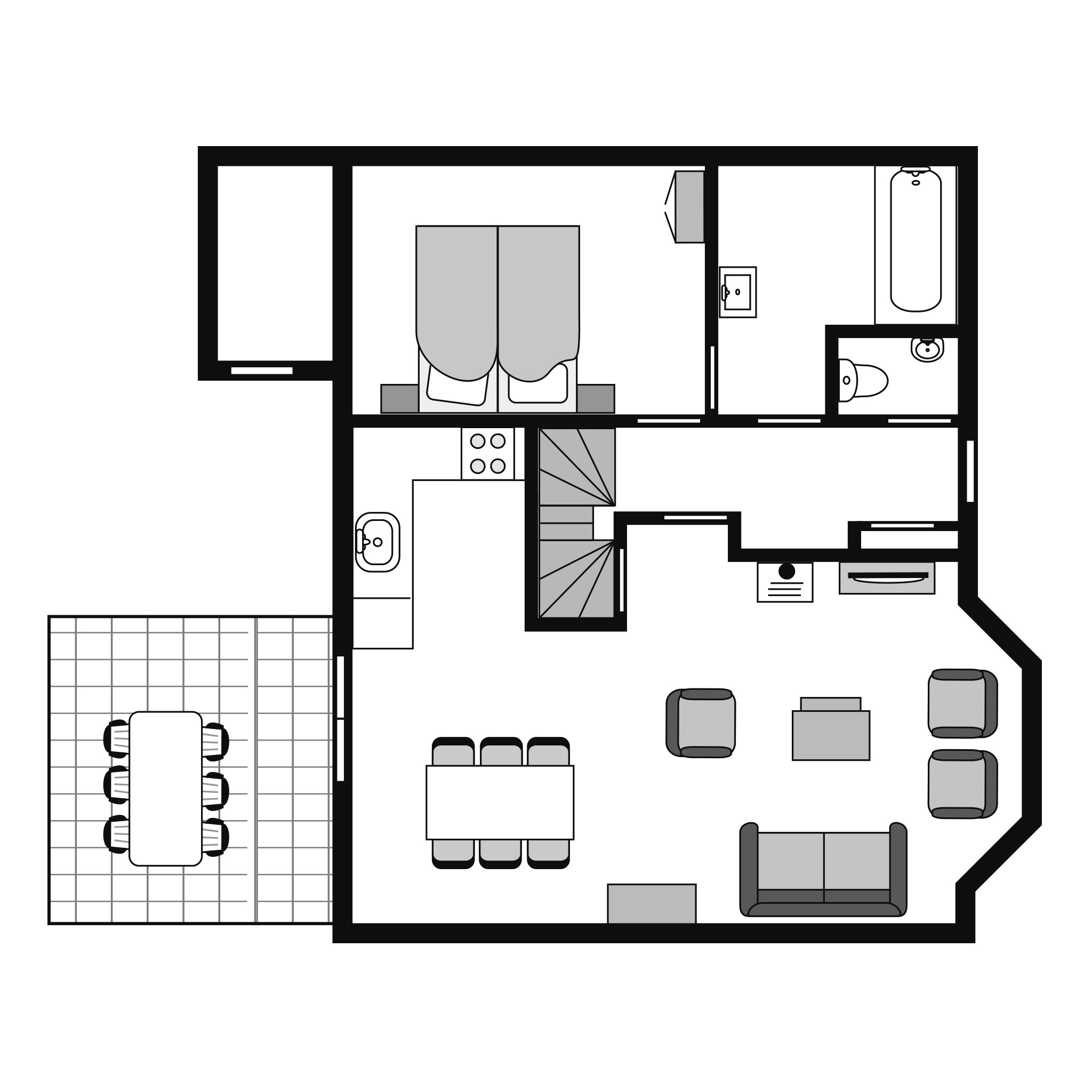 Ferienhaus Komfort 6-Personen-Ferienhaus im Ferienpark Landal Landgoed 't Loo - In waldreicher Umgebu (2669575), 't Loo Oldebroek, Veluwe, Gelderland, Niederlande, Bild 20