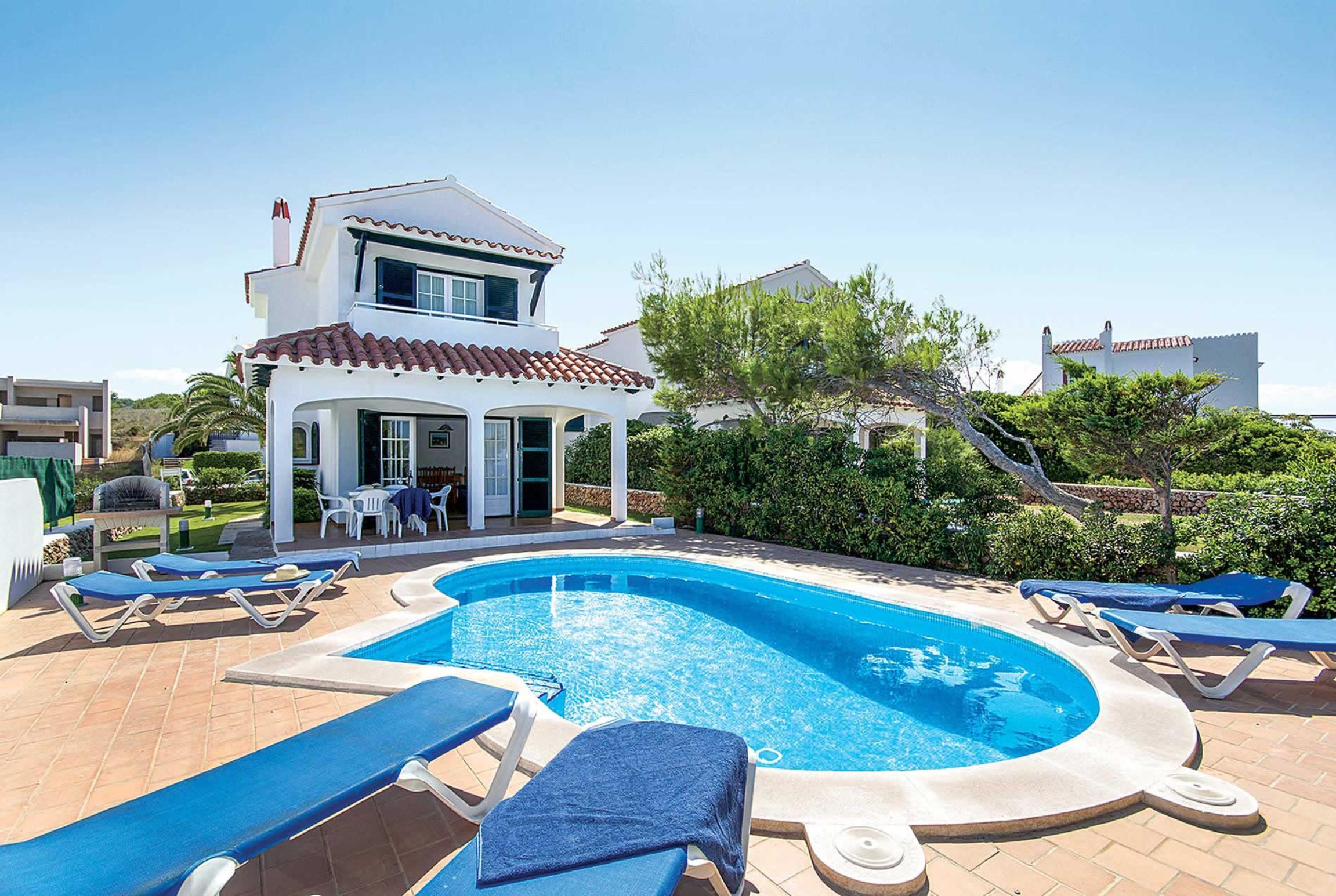 Ferienhaus Cel I Mar (2654314), Arenal De'N Castell, Menorca, Balearische Inseln, Spanien, Bild 12