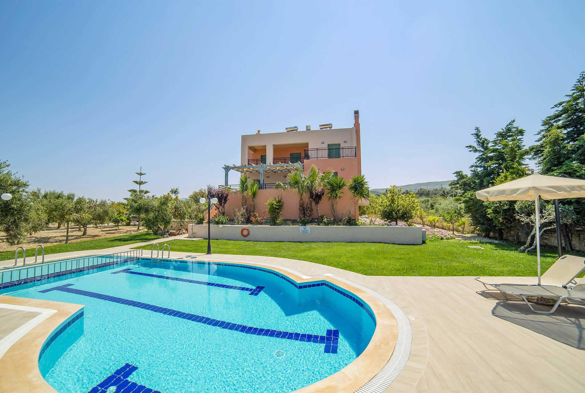 Ferienhaus Kyveli (2654321), Rethymno, Kreta Nordküste, Kreta, Griechenland, Bild 2