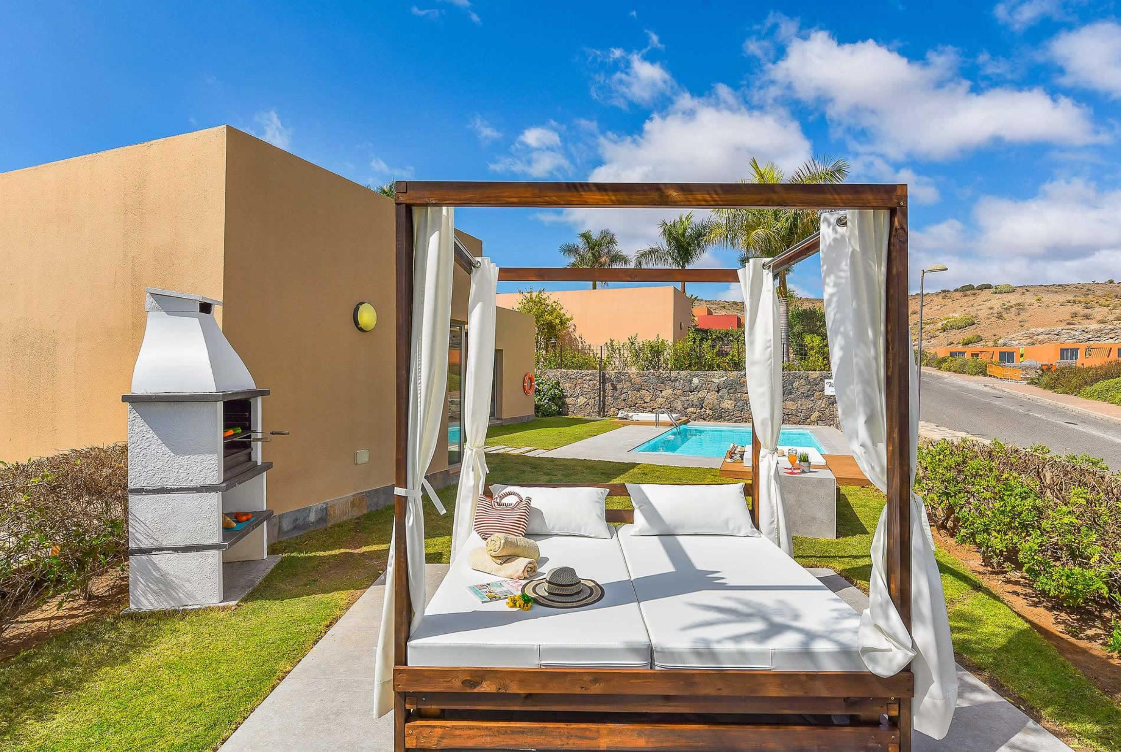 Holiday house Par 4 Villa 24 (2654009), Maspalomas, Gran Canaria, Canary Islands, Spain, picture 13