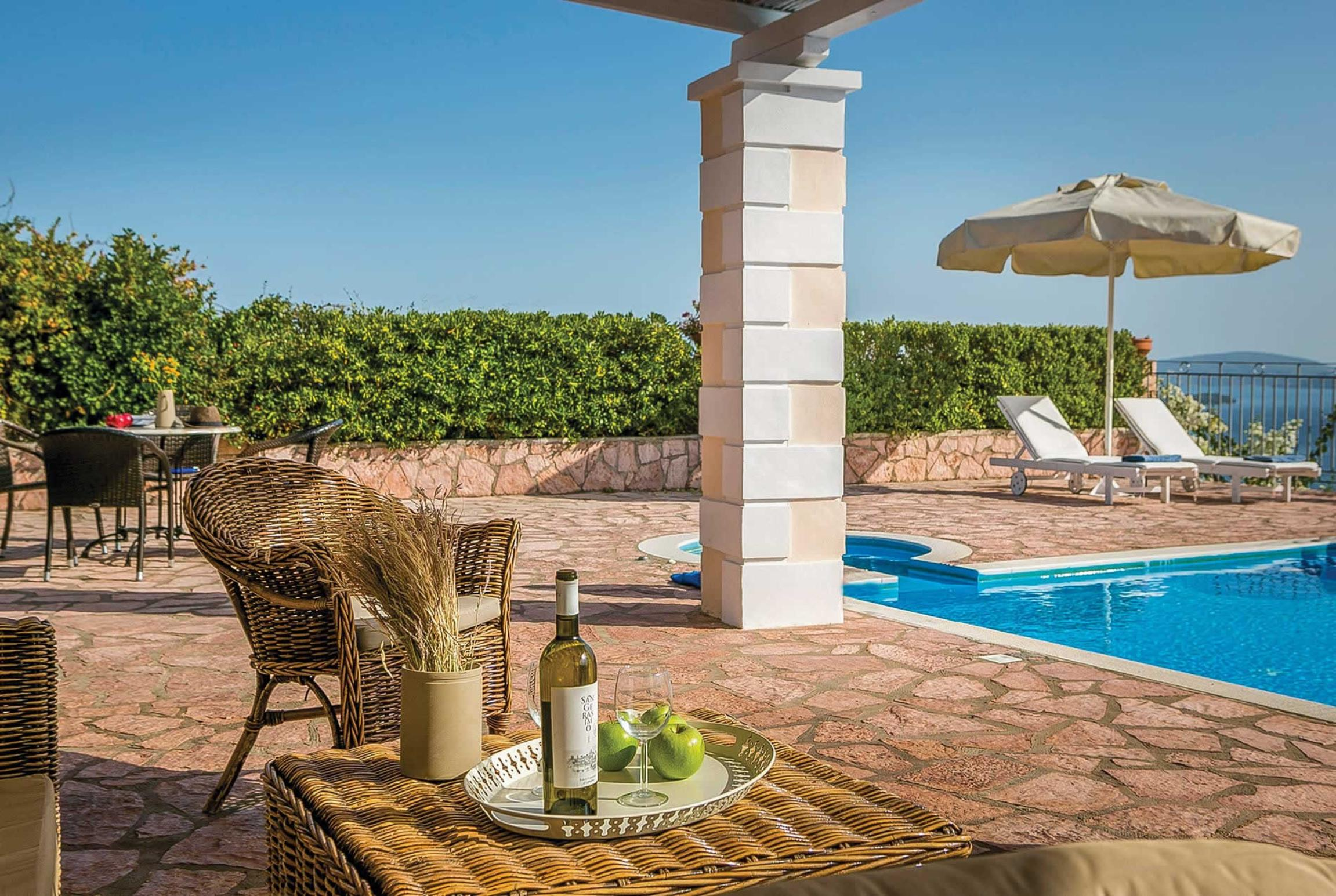 Holiday house Morfeas (2654440), Perigiali, Lefkada, Ionian Islands, Greece, picture 13