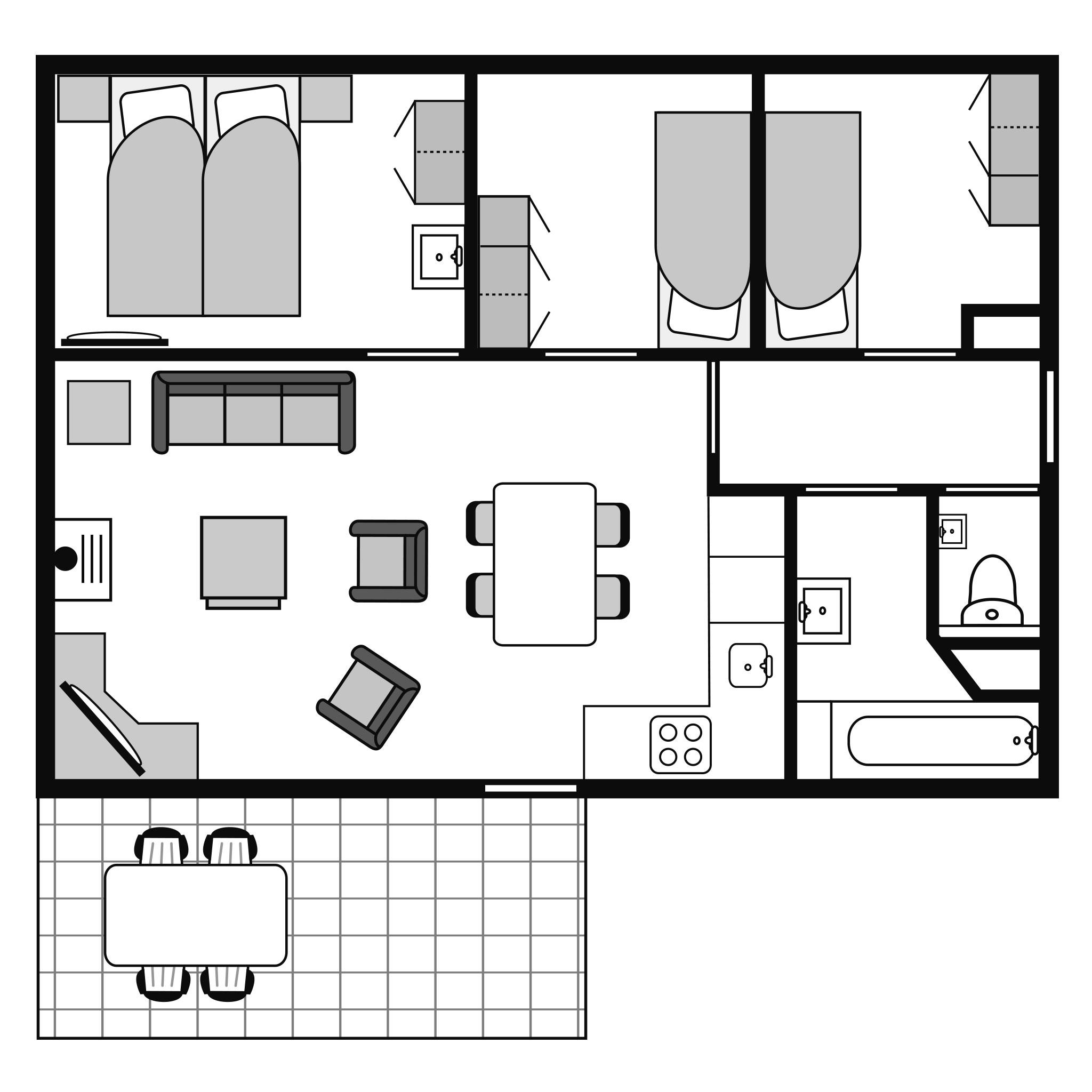 Ferienhaus Komfort 4-Personen-Ferienhaus im Ferienpark Landal Miggelenberg - in einer Hügellandschaft (591024), Hoenderloo, Veluwe, Gelderland, Niederlande, Bild 22