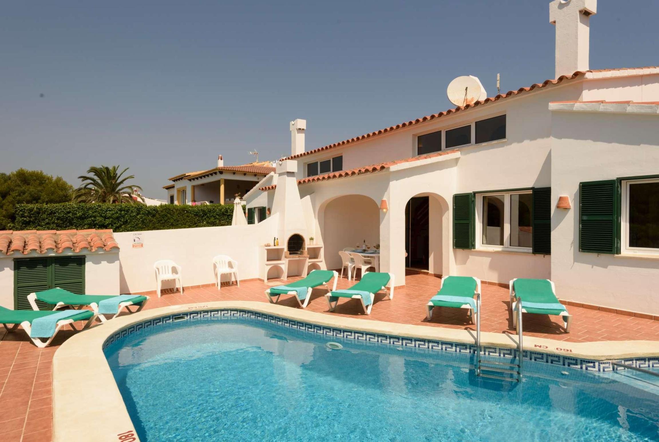 Ferienhaus Eulalia I (2653535), Arenal De'N Castell, Menorca, Balearische Inseln, Spanien, Bild 23