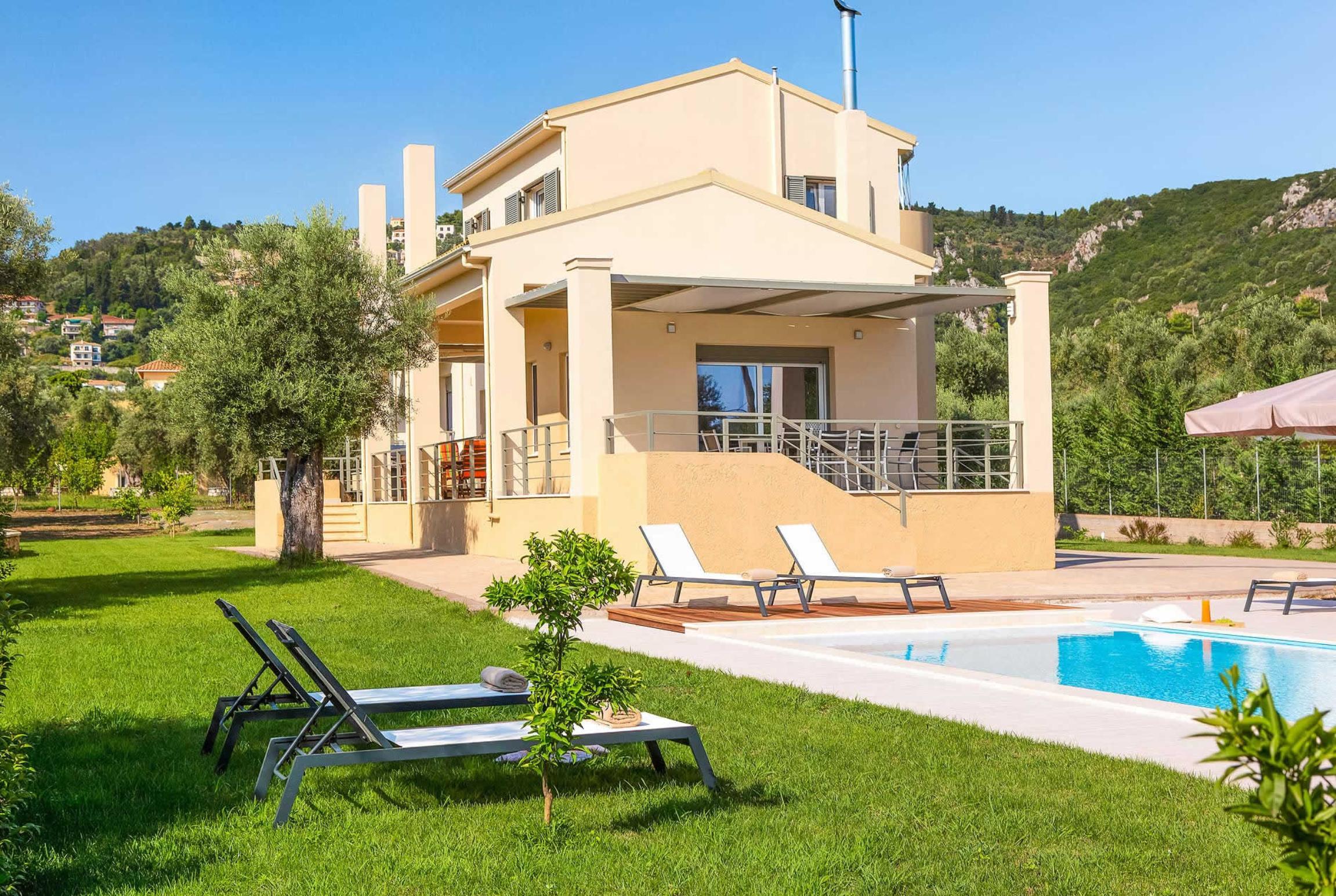 Holiday house Elionas (2653176), Lefkada, Lefkada, Ionian Islands, Greece, picture 1