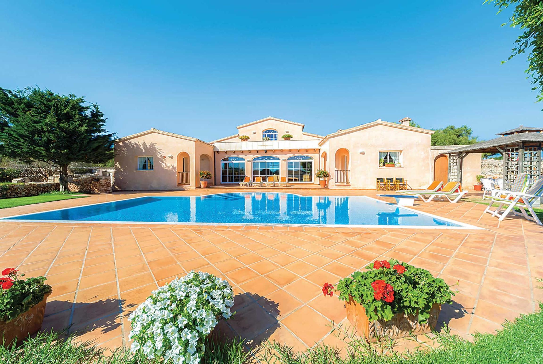 Ferienhaus Villa Estrellita (2649653), Punta Prima, Menorca, Balearische Inseln, Spanien, Bild 1