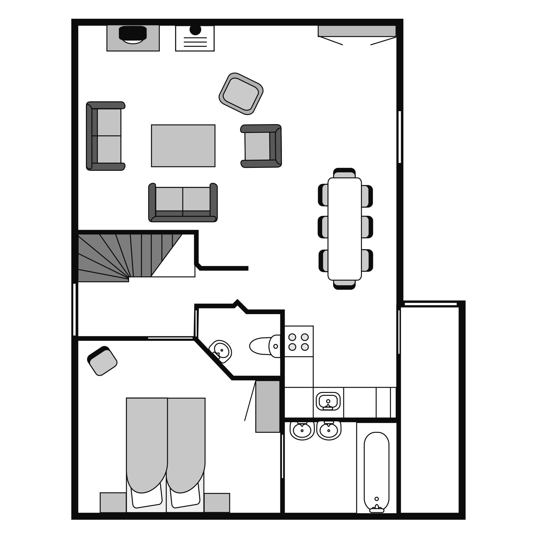 Ferienhaus Luxus 8-Personen-Ferienhaus im Ferienpark Landal Coldenhove - In waldreicher Umgebung (354880), Eerbeek, Veluwe, Gelderland, Niederlande, Bild 28