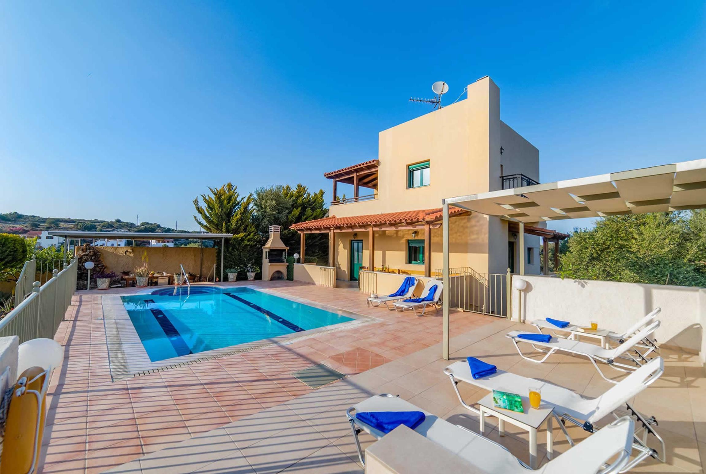 Ferienhaus Pelagia (2653855), Roumeli, Kreta Nordküste, Kreta, Griechenland, Bild 1