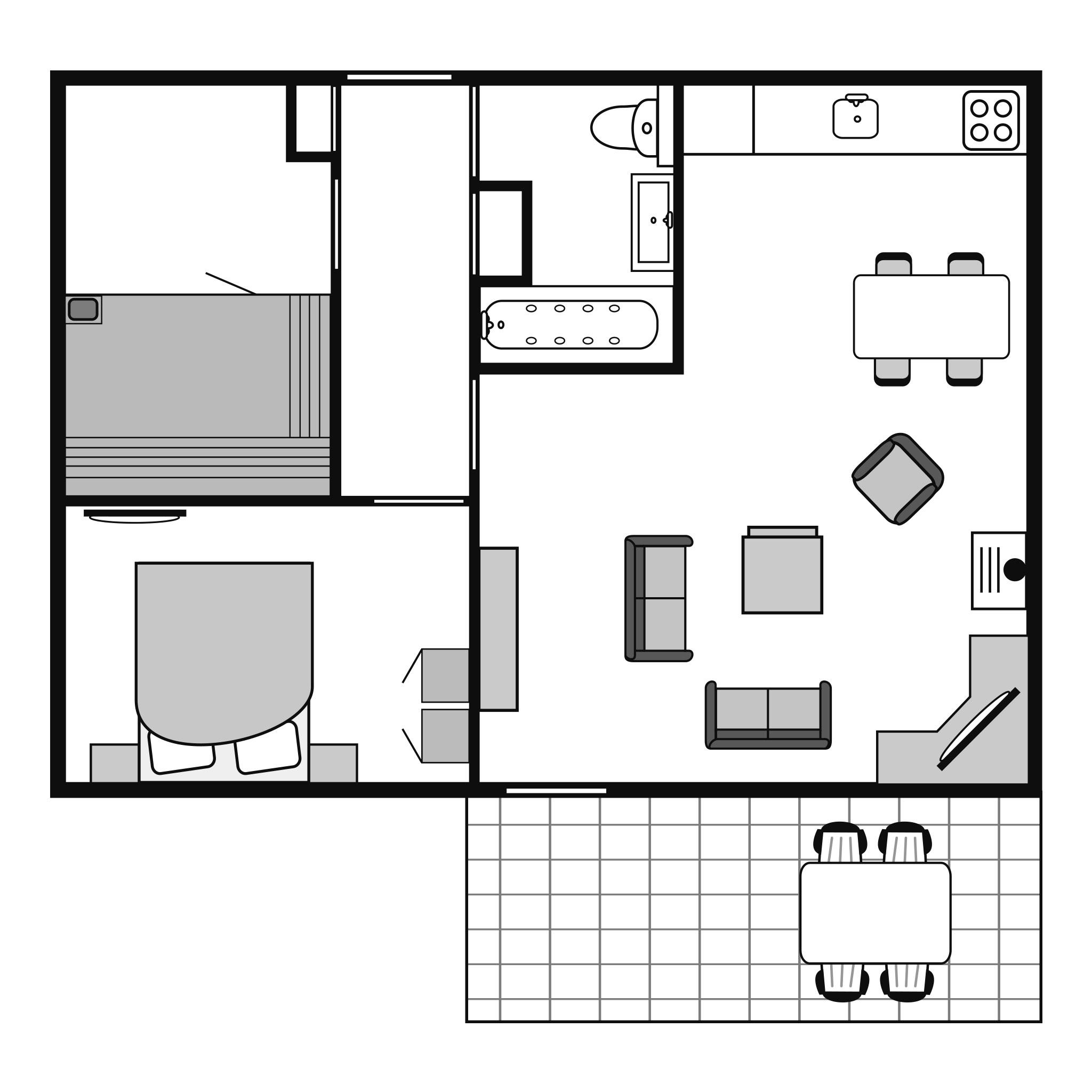 Ferienhaus Luxus 2-Personen-Ferienhaus im Ferienpark Landal Miggelenberg - in einer Hügellandschaft (591022), Hoenderloo, Veluwe, Gelderland, Niederlande, Bild 18