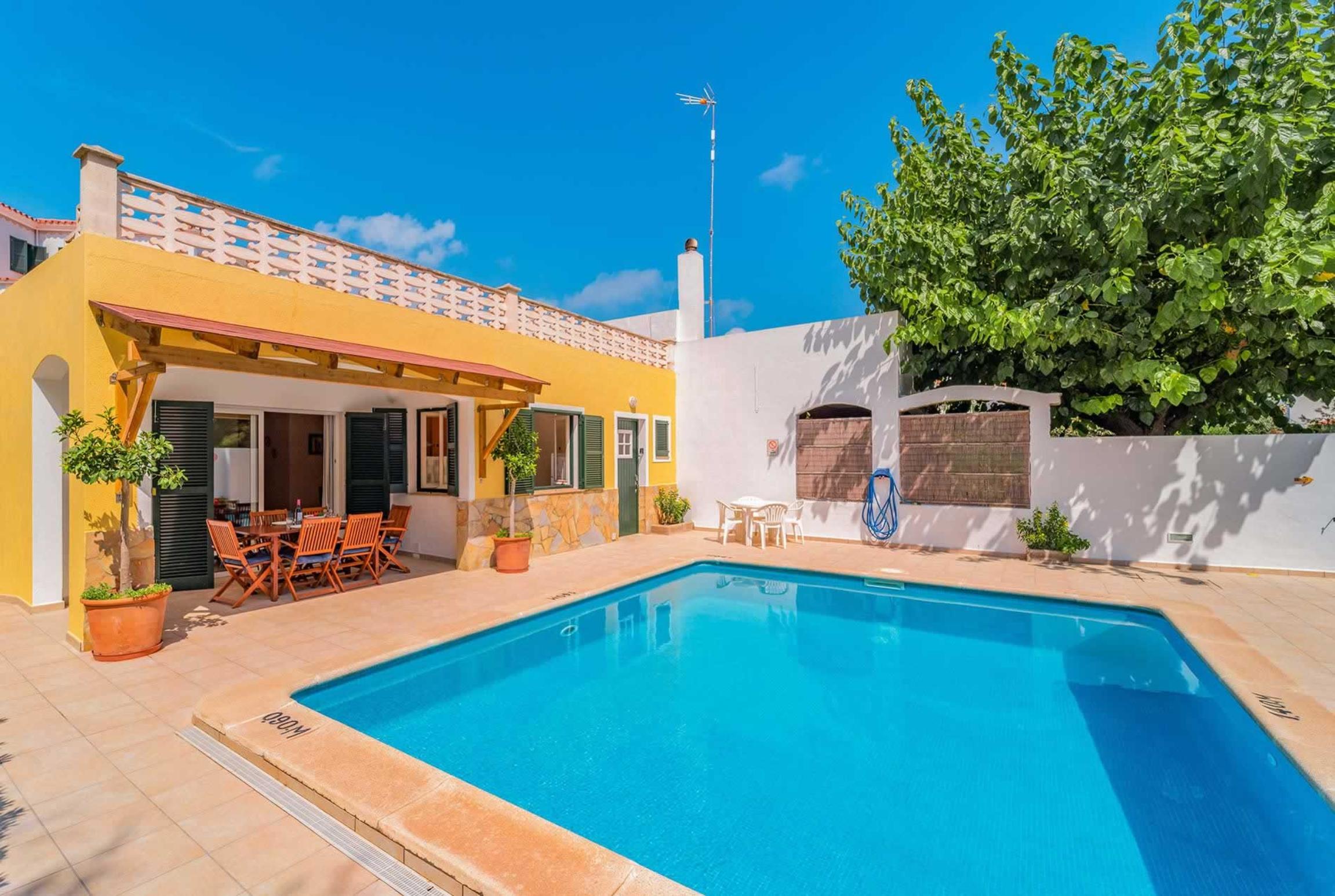 Ferienhaus Mariposa (2654416), Arenal De'N Castell, Menorca, Balearische Inseln, Spanien, Bild 1