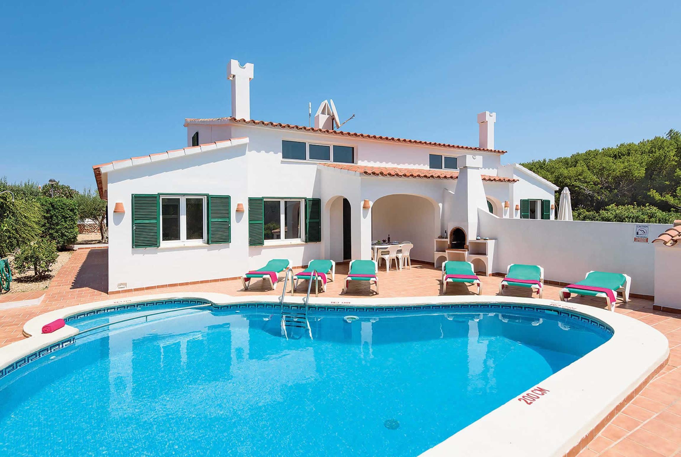 Ferienhaus Eulalia II (2653368), Arenal De'N Castell, Menorca, Balearische Inseln, Spanien, Bild 1