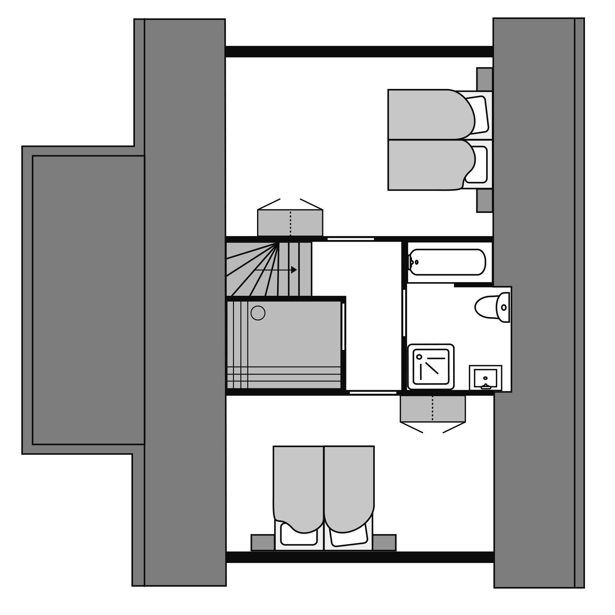 Ferienwohnung Luxus 6-Personen-Ferienhaus im Ferienpark Landal De Vers - am Wasser/Freizeitsee gelegen (2669908), Overloon, , Nordbrabant, Niederlande, Bild 22