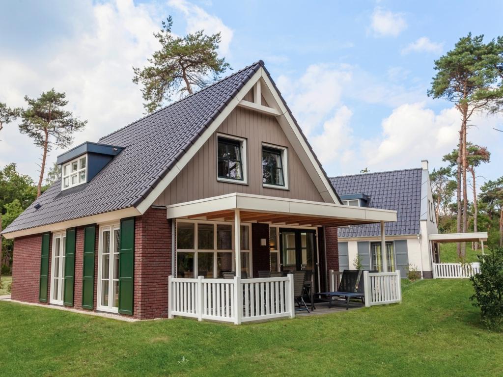 Ferienhaus Luxus 8-Personen-Ferienhaus im Ferienpark Landal De Vers - In waldreicher Umgebung (2669913), Overloon, , Nordbrabant, Niederlande, Bild 1