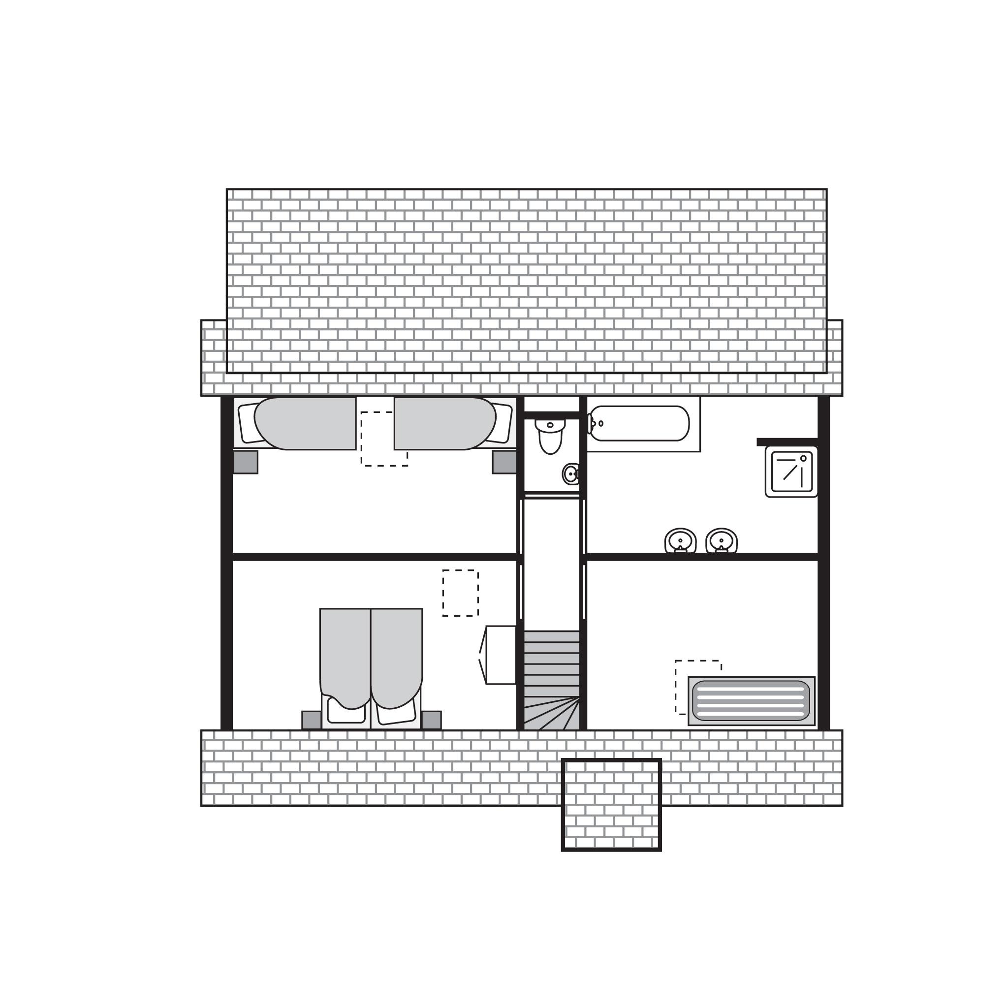 Ferienhaus Luxus 6-Personen-Villa im Ferienpark Landal Waterparc Veluwemeer - am Wasser/Freizeitsee (407514), Biddinghuizen, , Flevoland, Niederlande, Bild 38