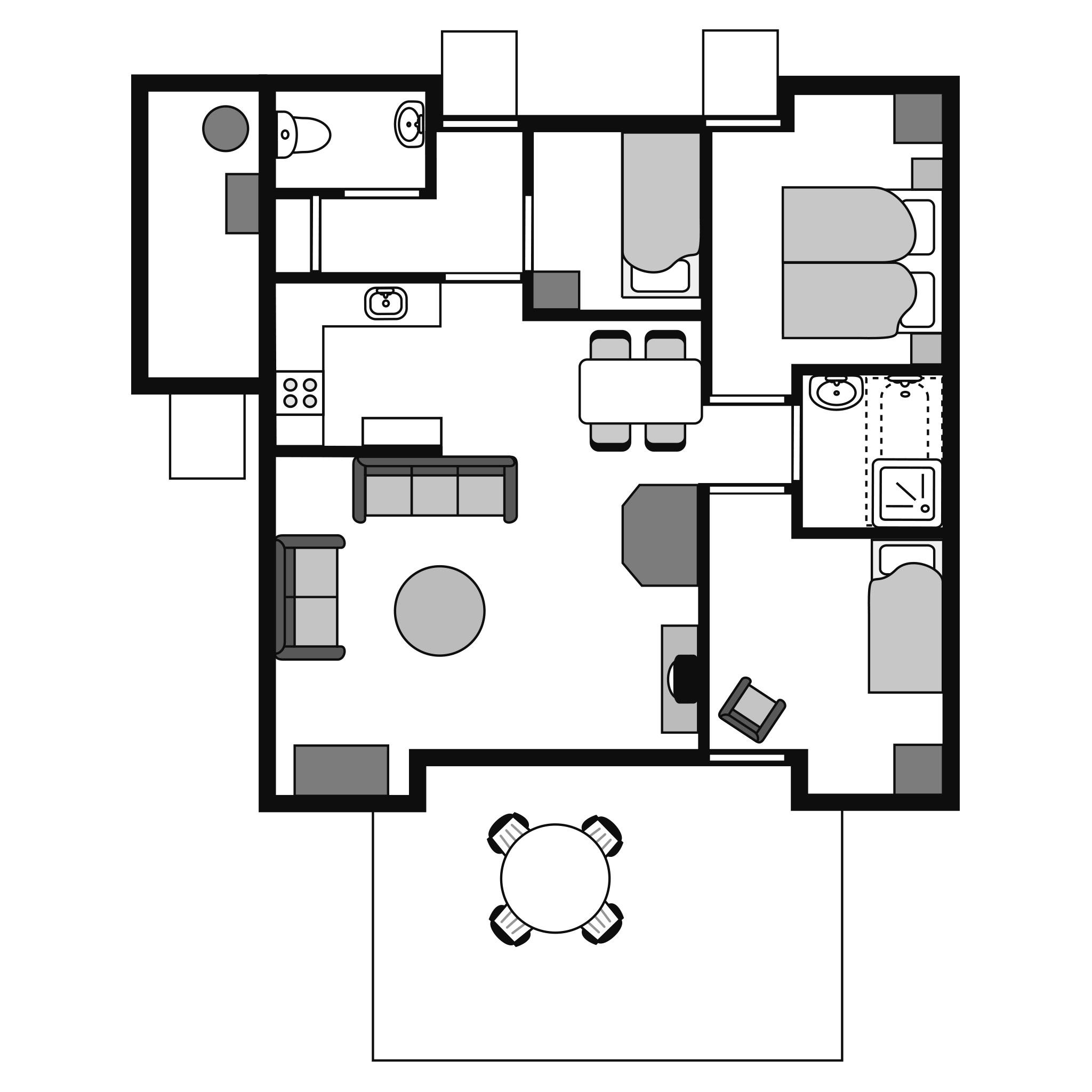 Ferienhaus Komfort 4-Personen-Ferienhaus im Ferienpark Landal Stroombroek - in einer Hügellandschaft (2669725), Braamt, Arnheim-Nimwegen, Gelderland, Niederlande, Bild 26