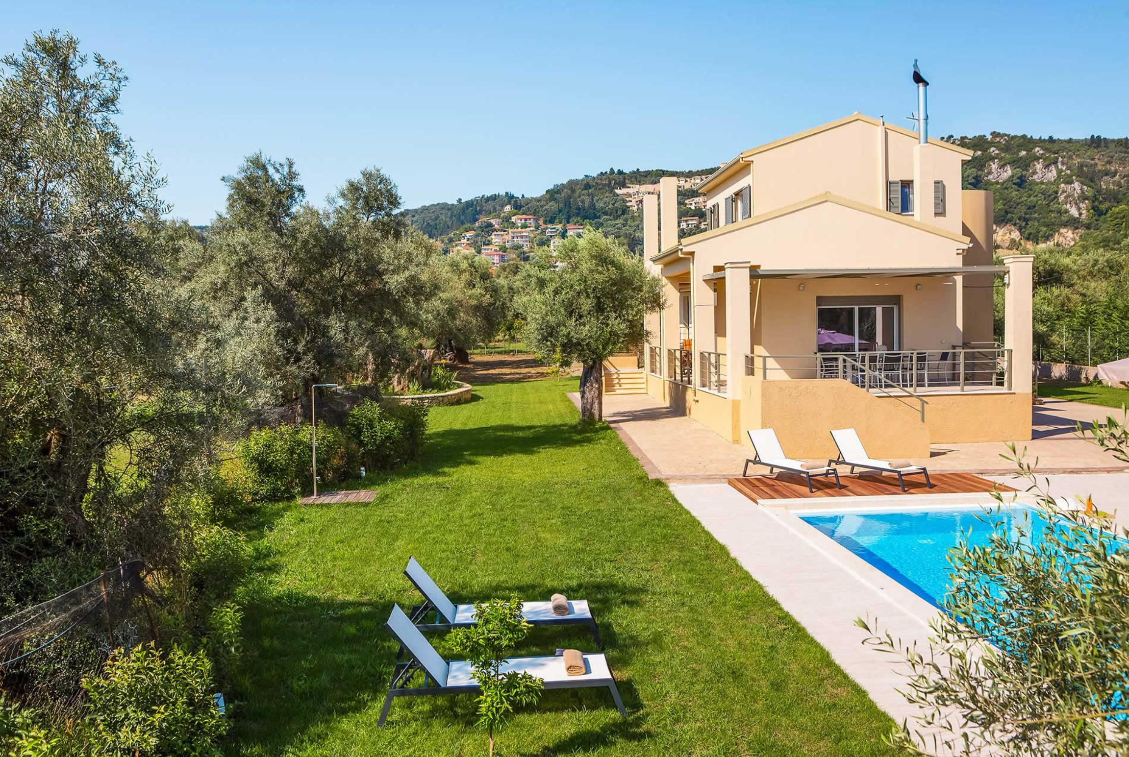 Holiday house Elionas (2653176), Lefkada, Lefkada, Ionian Islands, Greece, picture 8