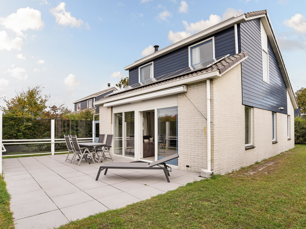 Luxus 4-Personen-Villa im Ferienpark Landal Beach  Villa in den Niederlande