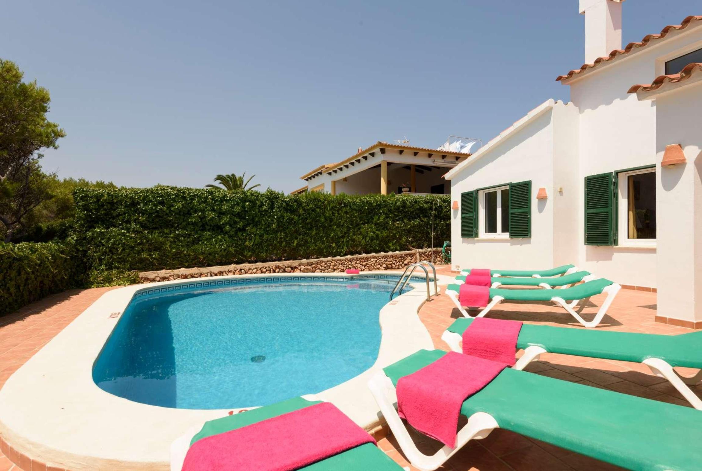 Ferienhaus Eulalia II (2653368), Arenal De'N Castell, Menorca, Balearische Inseln, Spanien, Bild 15