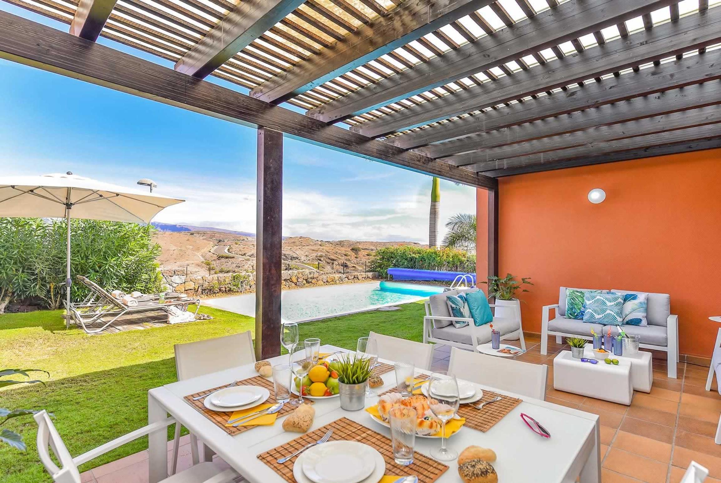 Holiday house Par 4 Villa 21 (2654431), Maspalomas, Gran Canaria, Canary Islands, Spain, picture 2