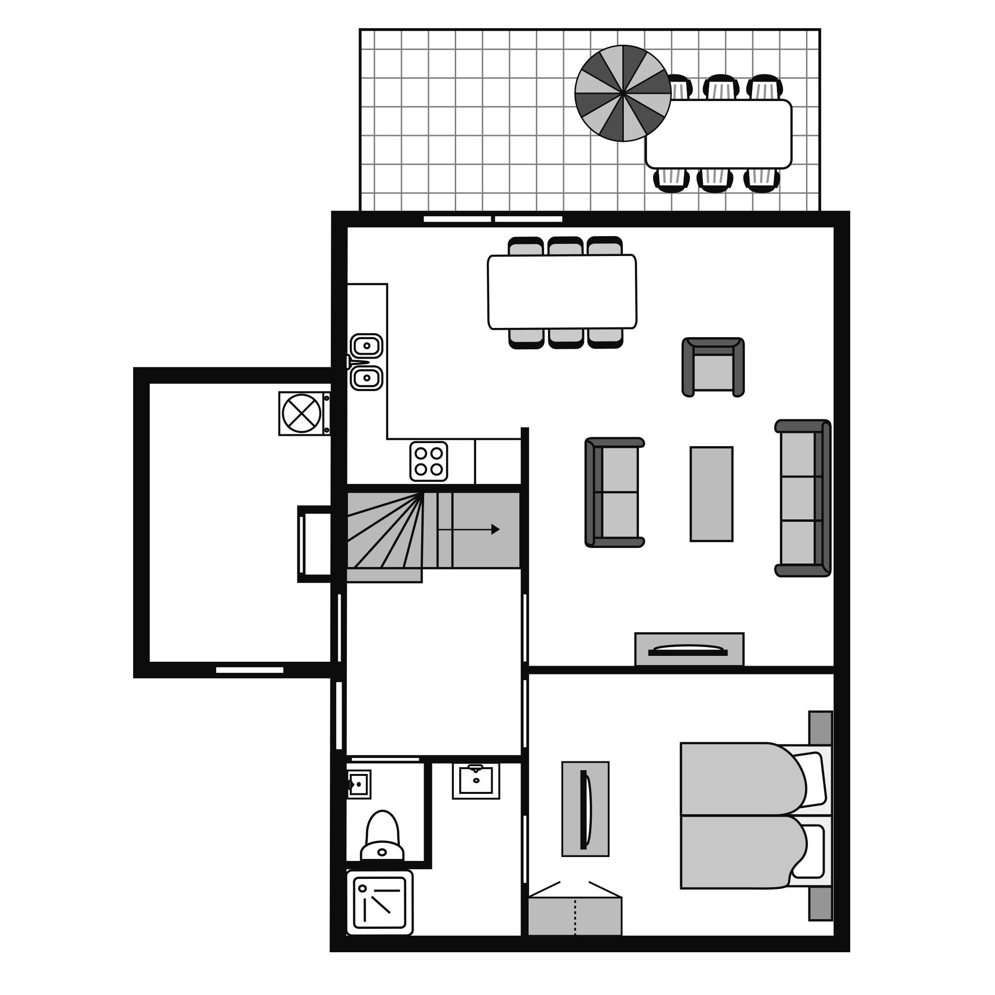 Ferienwohnung Luxus 6-Personen-Ferienhaus im Ferienpark Landal De Vers - am Wasser/Freizeitsee gelegen (2669908), Overloon, , Nordbrabant, Niederlande, Bild 21