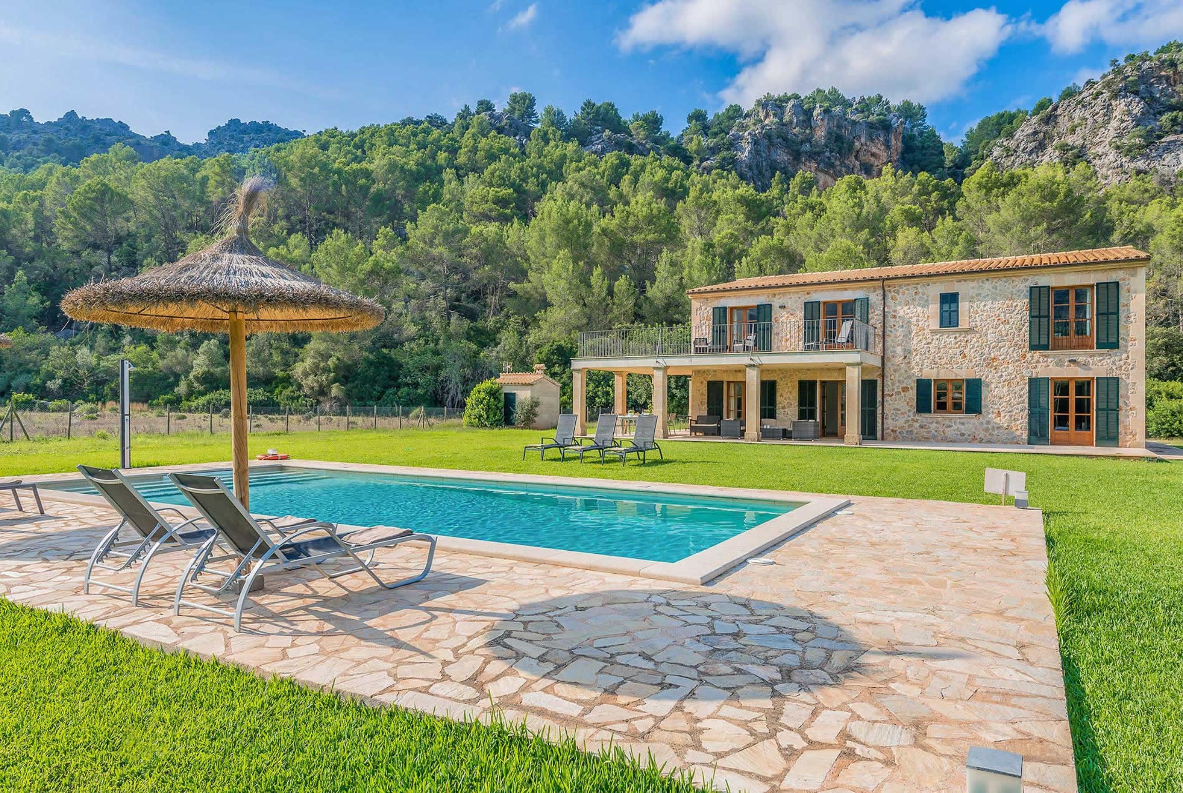 Ferienhaus Vall d'en Marc (2654334), Pollença, Mallorca, Balearische Inseln, Spanien, Bild 1