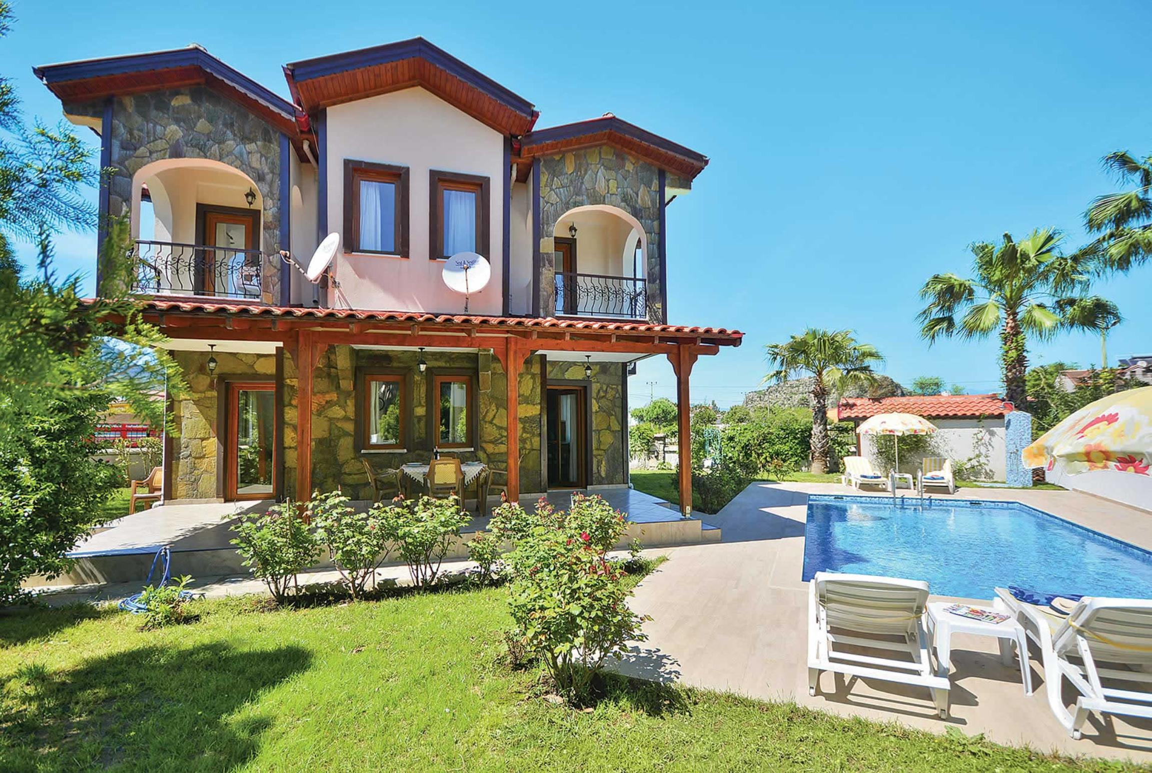 Maison de vacances Beste (2653065), Dalyan, , Région Egéenne, Turquie, image 1