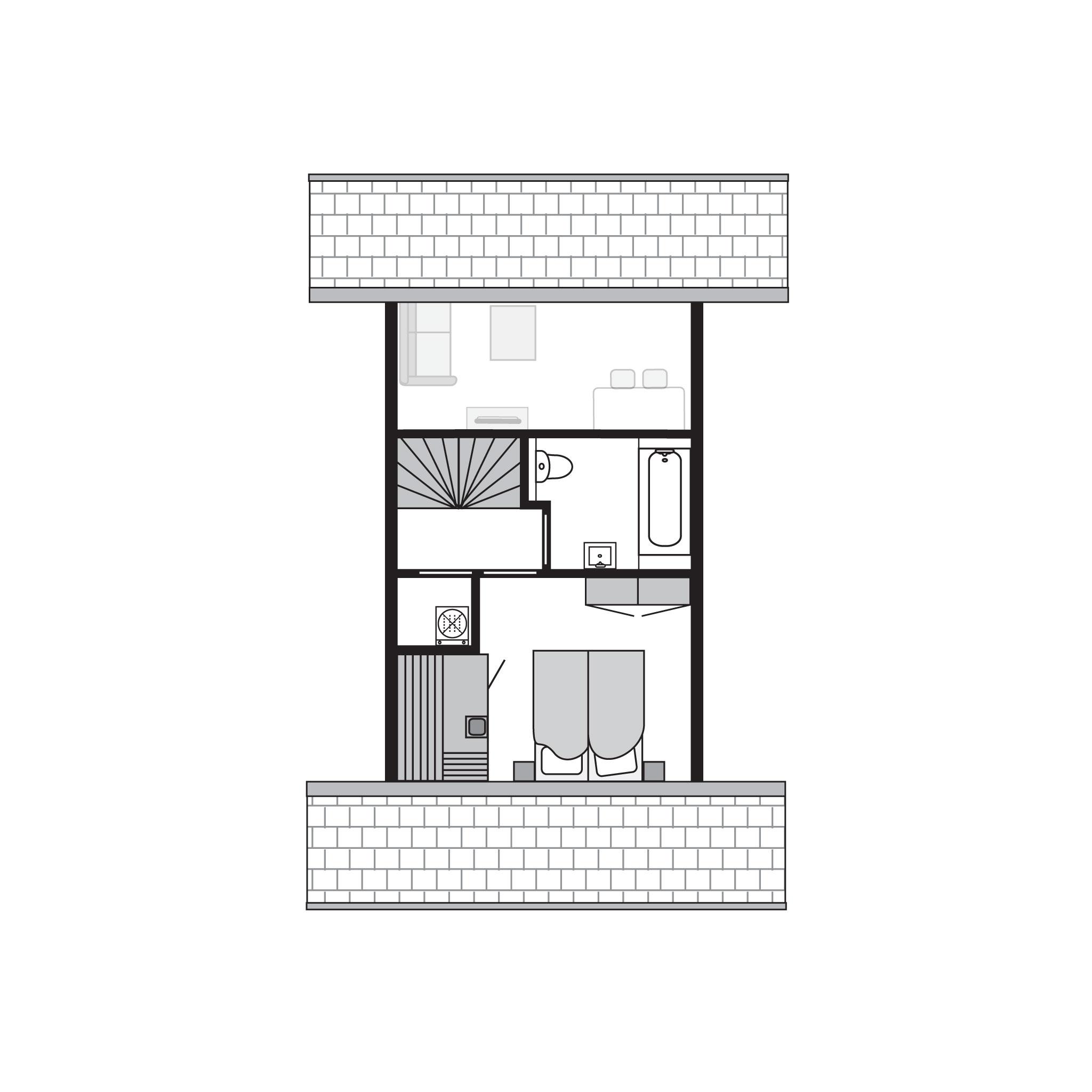 Ferienhaus Luxus 4-Personen-Bauernhaus im Ferienpark Landal Strand Resort Nieuwvliet-Bad - an der Küs (589561), Nieuwvliet, , Seeland, Niederlande, Bild 27