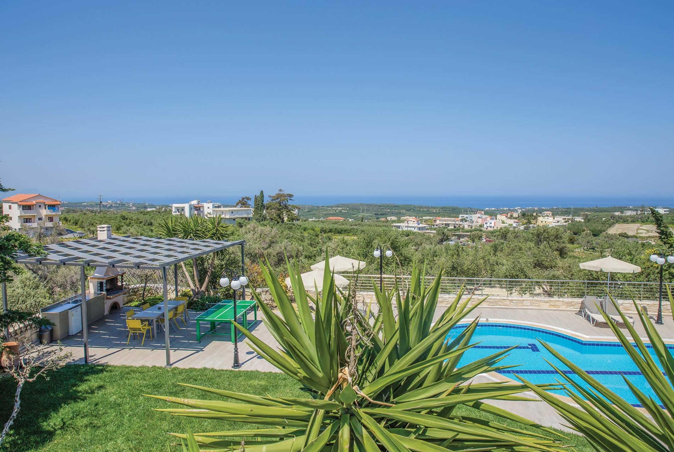 Ferienhaus Kyveli (2654321), Rethymno, Kreta Nordküste, Kreta, Griechenland, Bild 6