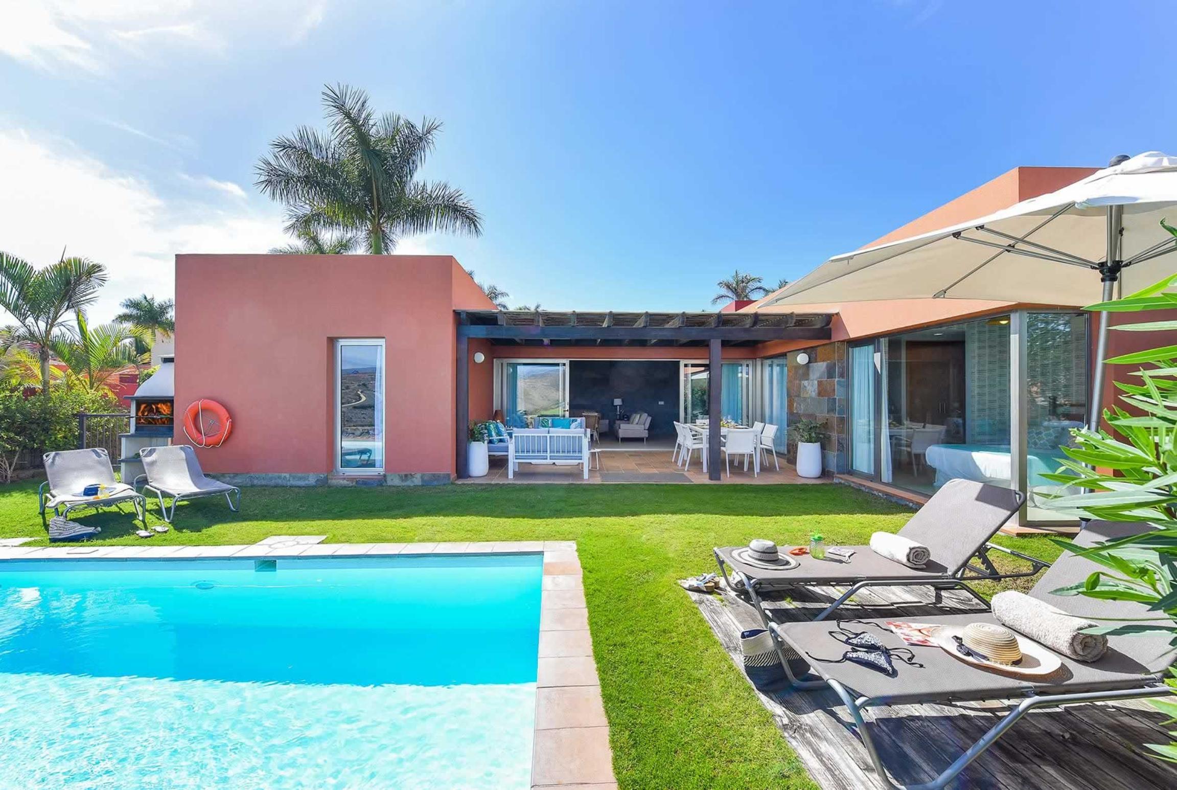 Holiday house Par 4 Villa 21 (2654431), Maspalomas, Gran Canaria, Canary Islands, Spain, picture 13