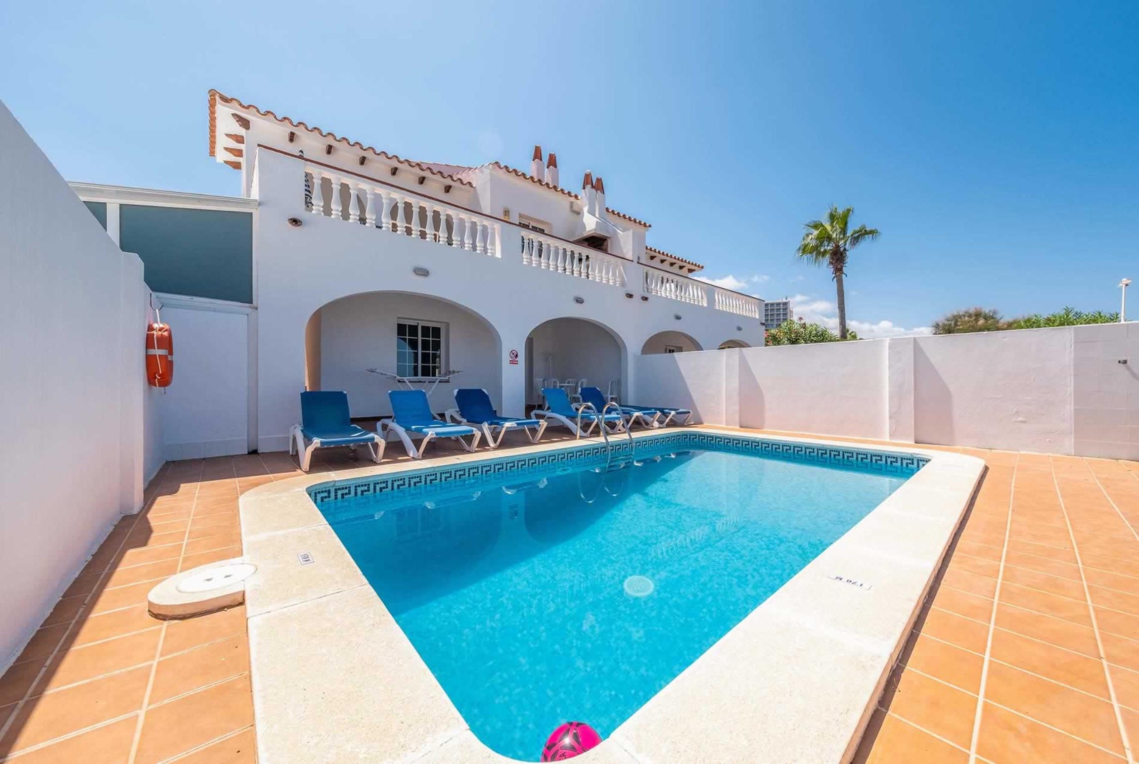 Ferienhaus Bellavista II (2654270), Arenal De'N Castell, Menorca, Balearische Inseln, Spanien, Bild 1