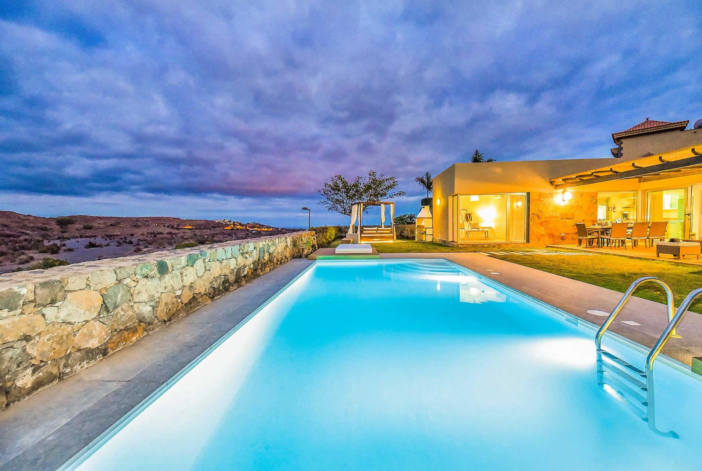 Holiday house Par 4 Villa 24 (2654009), Maspalomas, Gran Canaria, Canary Islands, Spain, picture 5