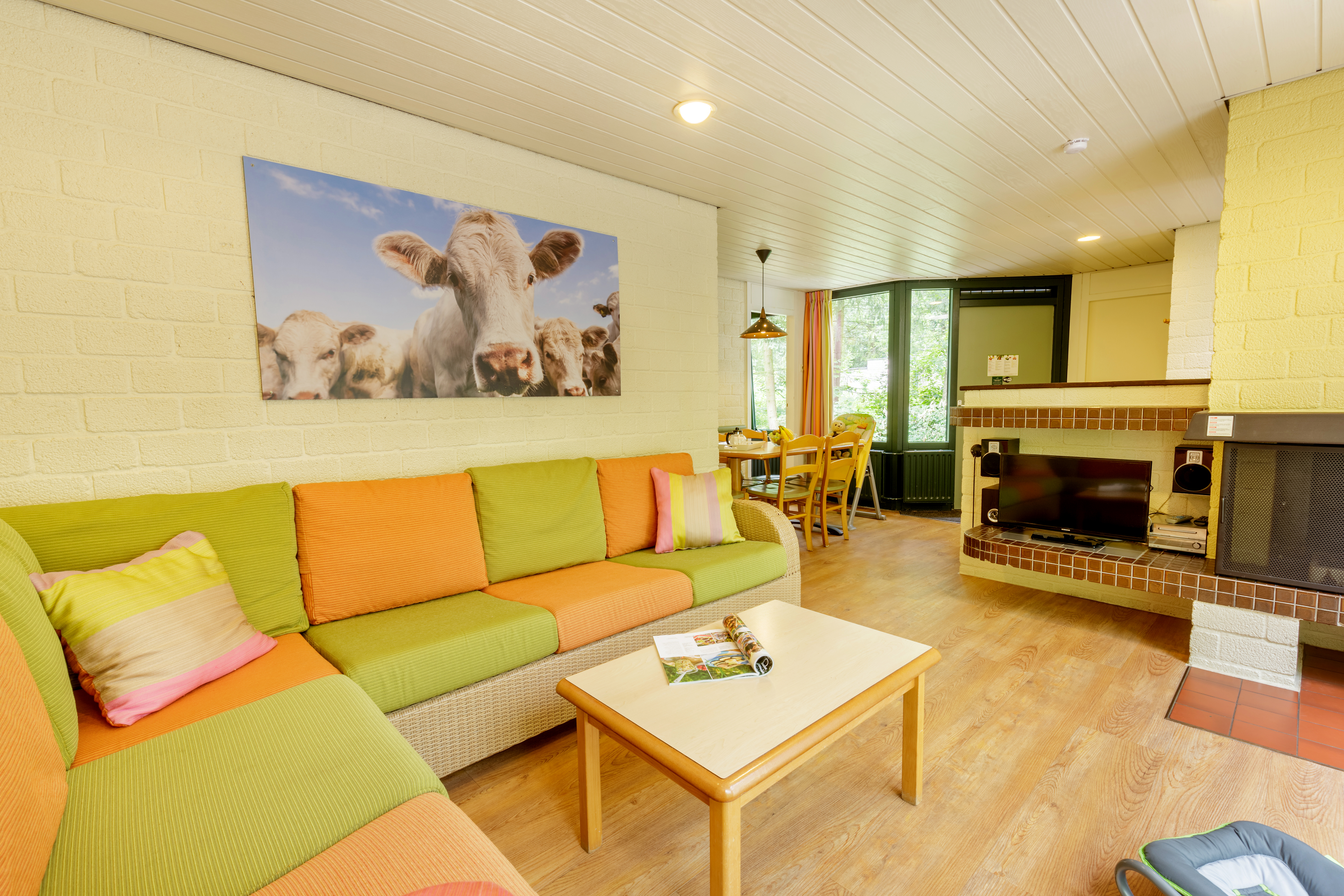 EP86 Cottage 4 persons Comfort