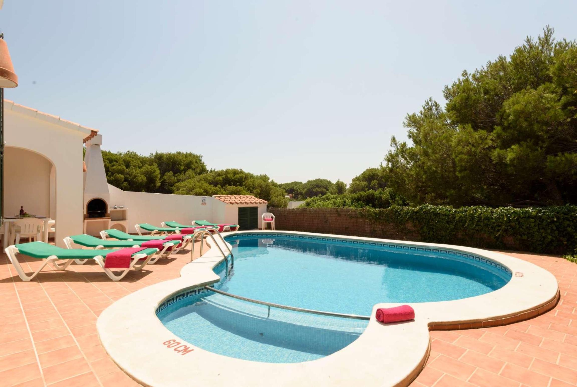 Ferienhaus Eulalia II (2653368), Arenal De'N Castell, Menorca, Balearische Inseln, Spanien, Bild 16